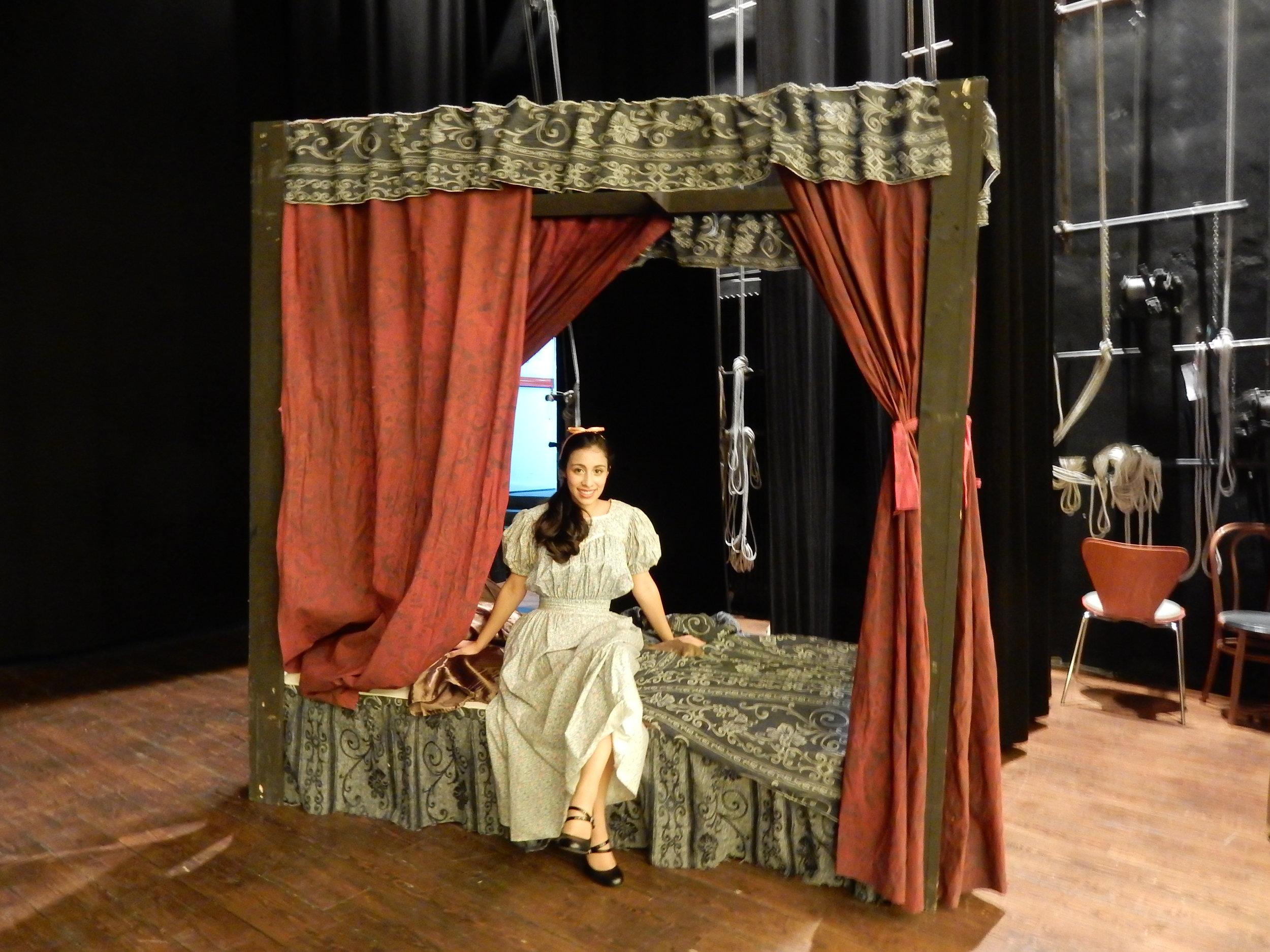 La Musica Lirica: Gianni Schicchi (cover show)  Role: Lauretta