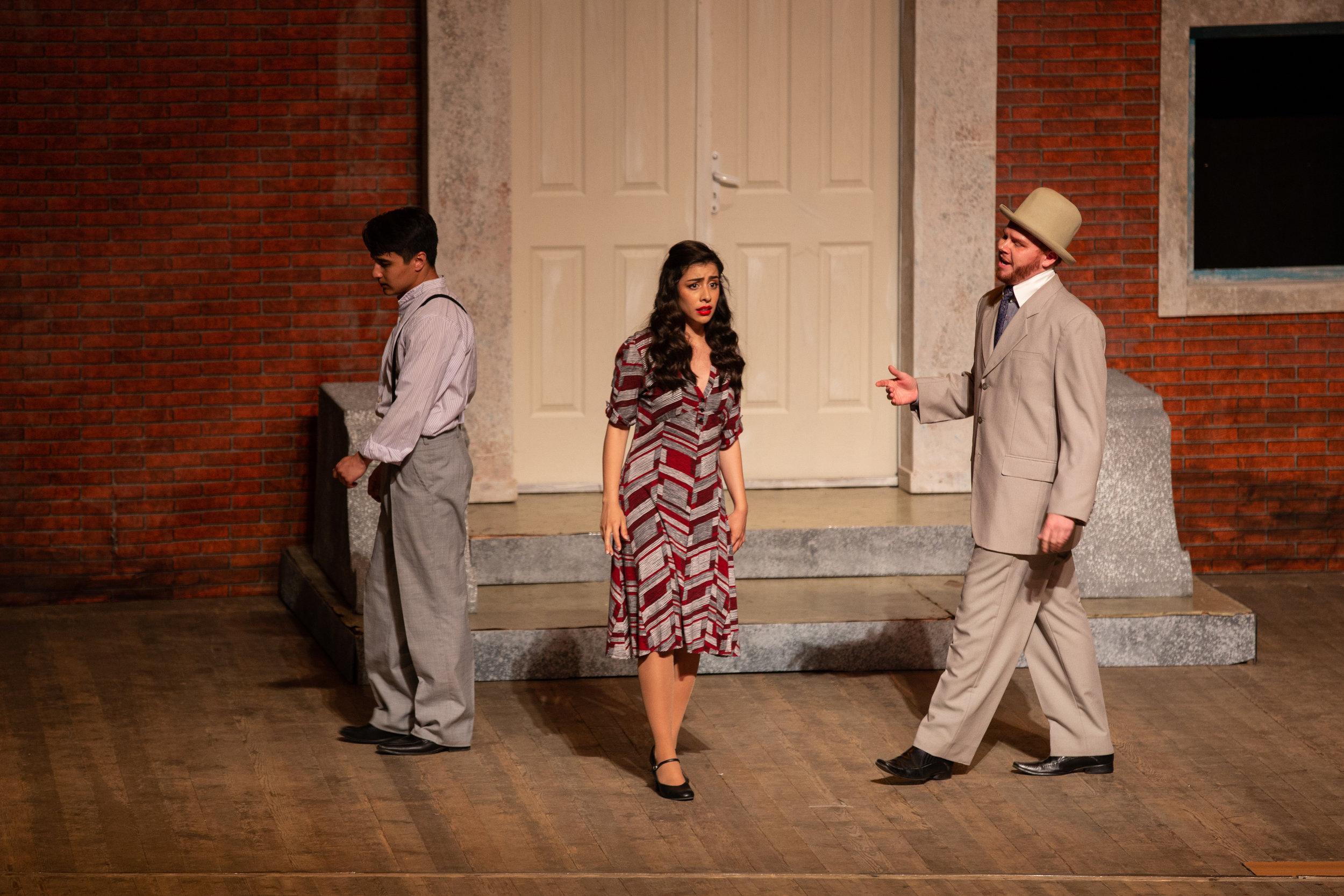 Varna International: Street Scene  Role: Rose Maurrant
