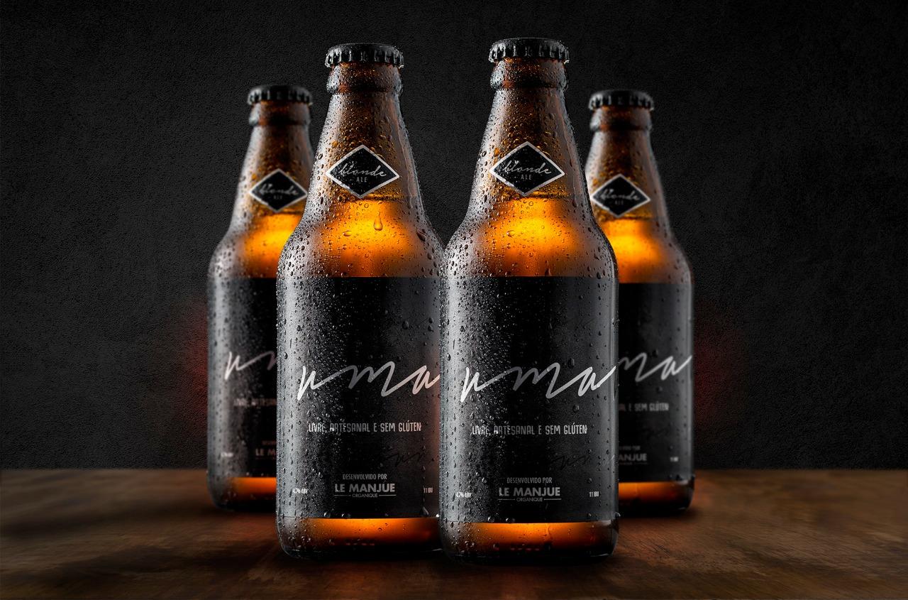 CERVEJA UMA - Leve, refrescante e drinkability!