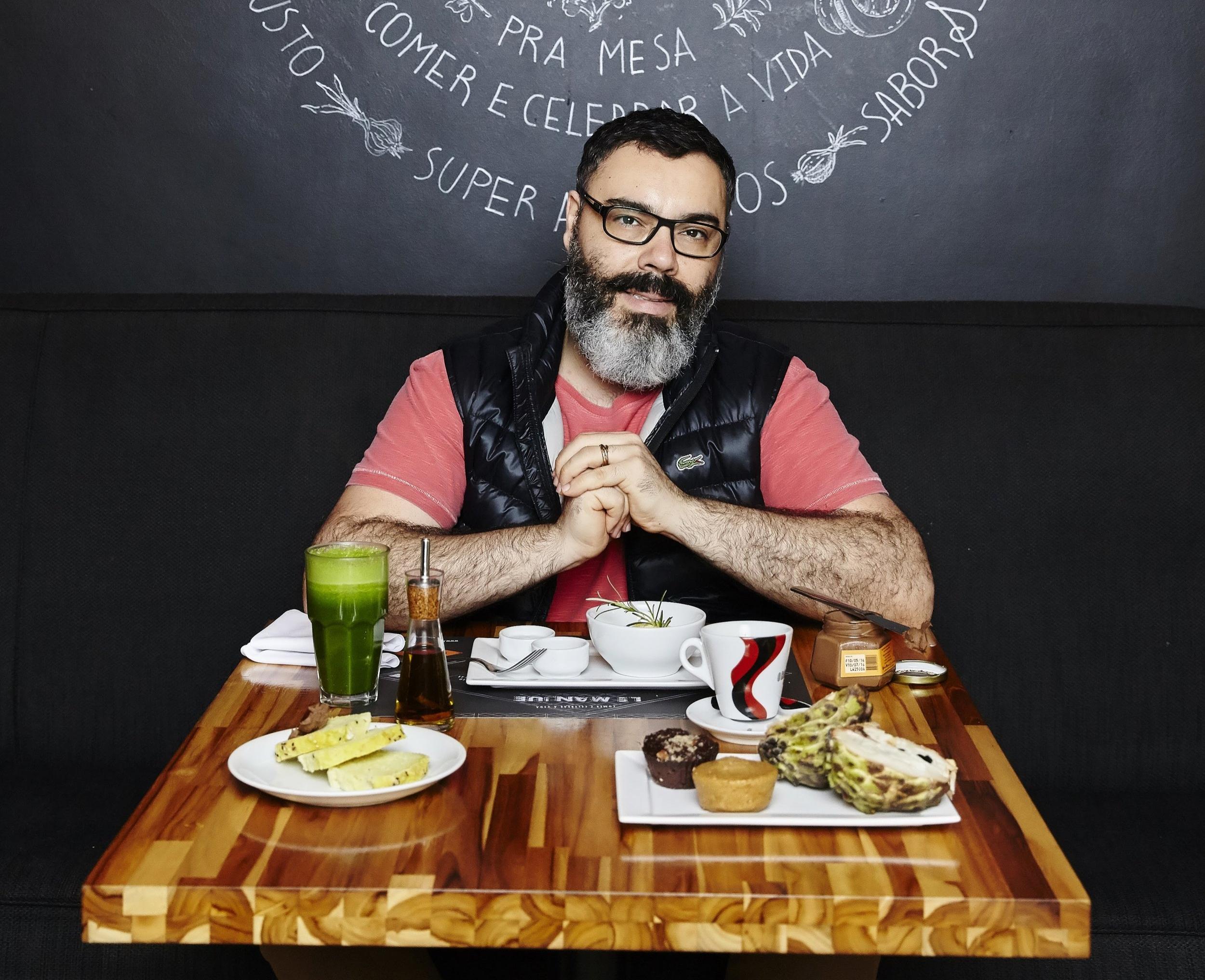 Chef Renato Caleffi