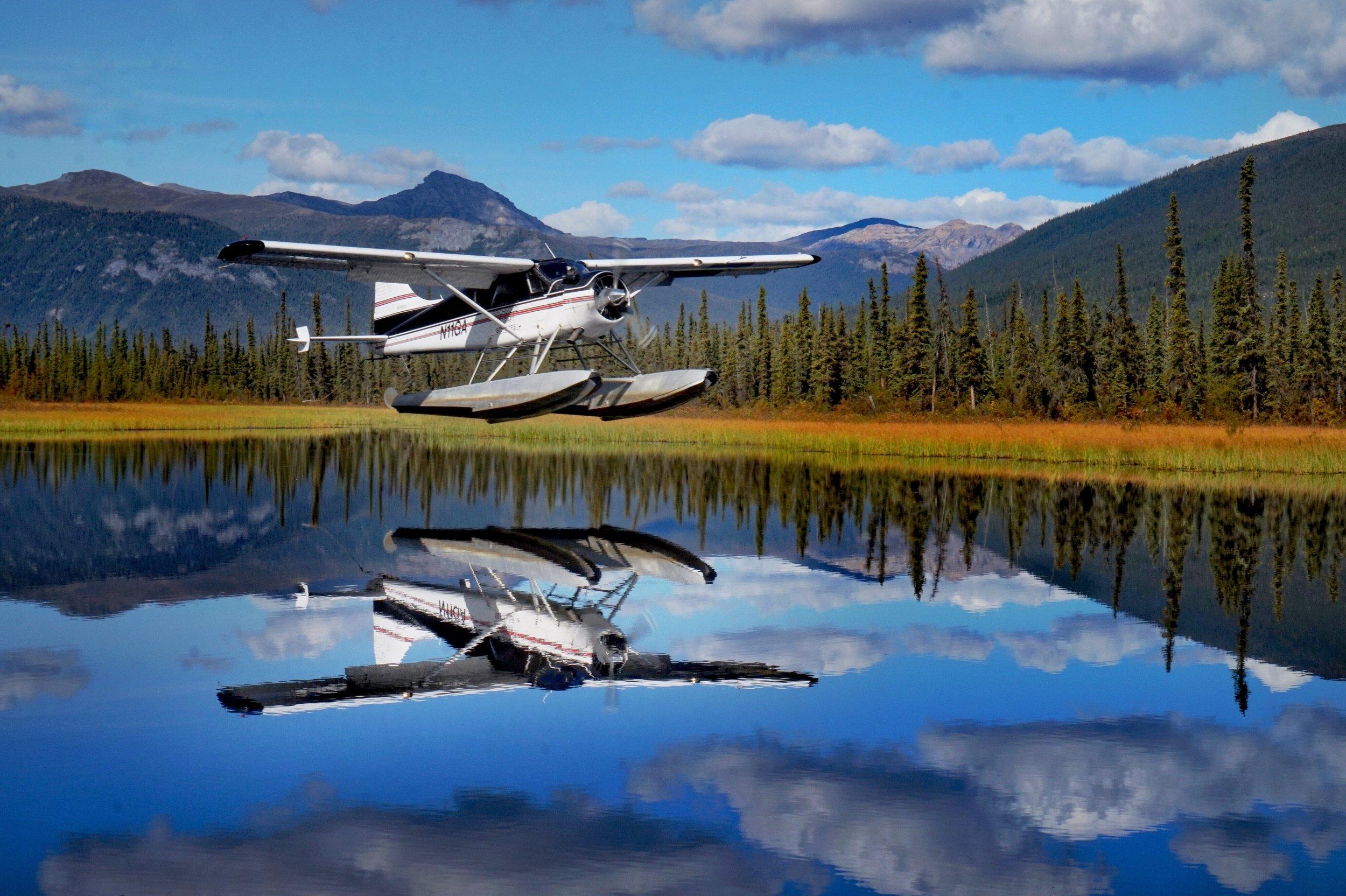 Bush Flying &The Alaska Factor - Reaching the Remote