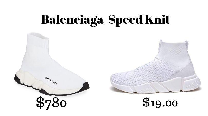 Balenciaga Stretch-Knit High-Top Trainer White Original   https://shopstyle.it/l/5eNC     Balenciaga Stretch-Knit High-Top Trainer White   https://shopstyle.it/l/5eNF
