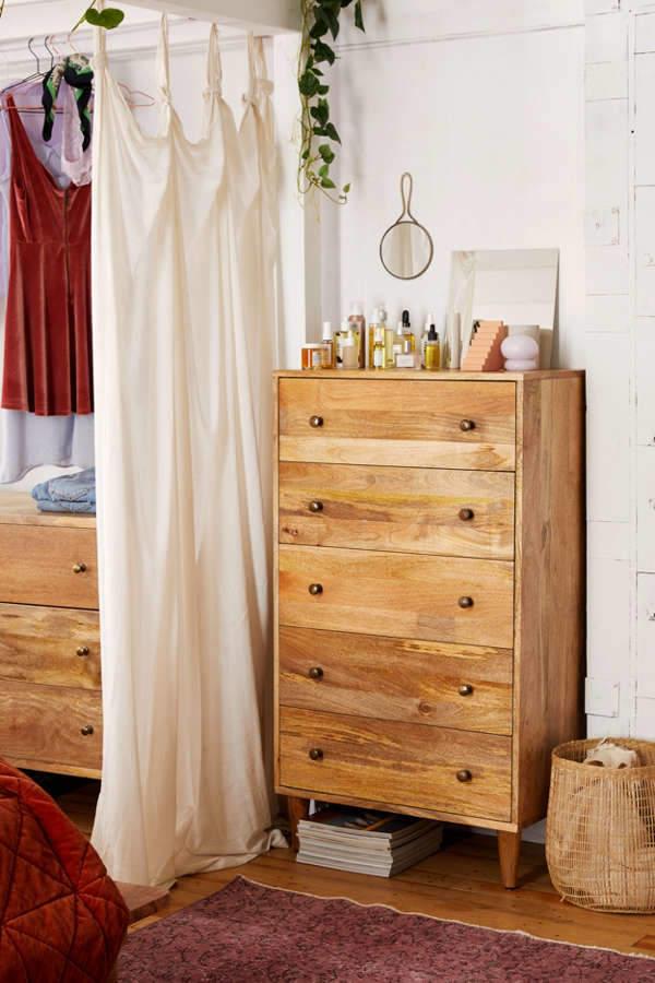 Amelia Tall Dresser $699