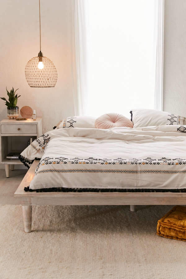 Amelia Platform Bed $649 - $849