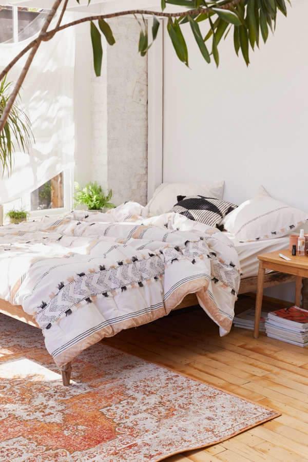 Asher Fringe Comforter Snooze Set $189