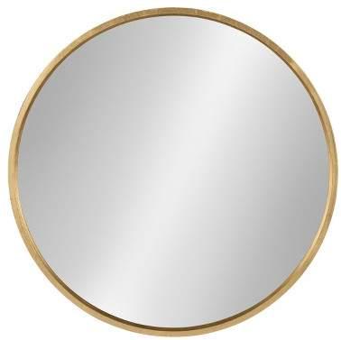 """Travis Round Mirror 25"""" $79.99"""