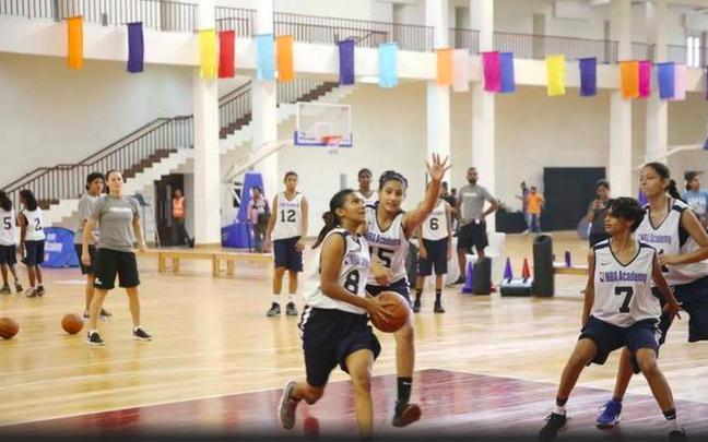 Basketball has its own language, Jennifer Azzi- The Hindu, May 30th, 2018 -