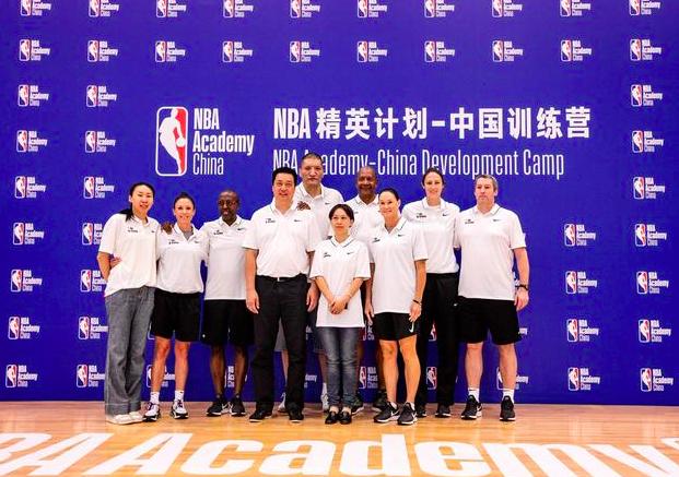 NBA精英计划-中国训练营在天津武清NBA中心成功举办 - NBA官网 SEptember 27, 2018 -