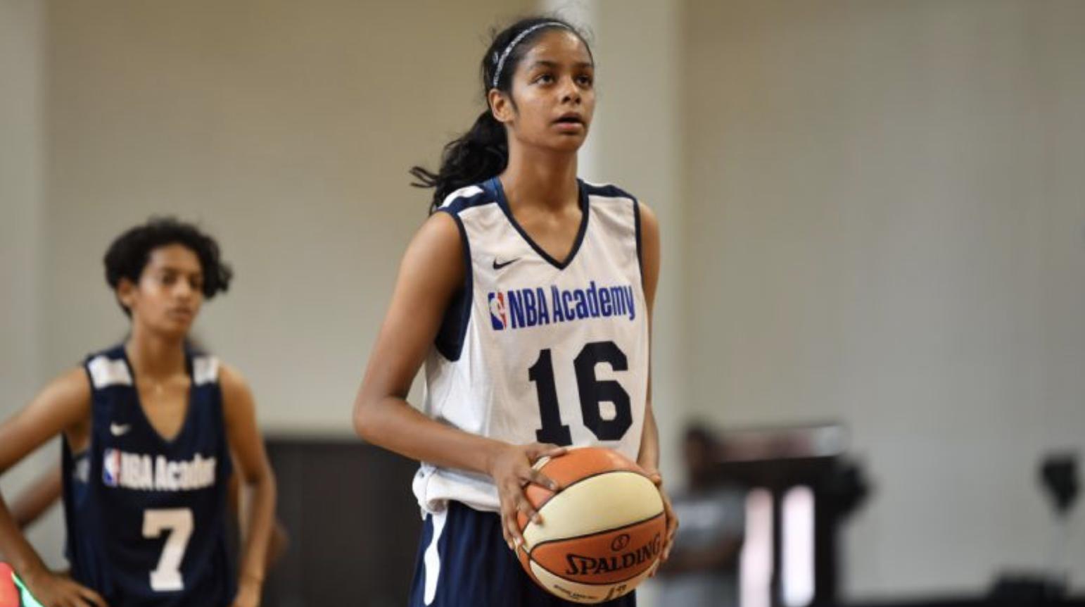 From India to Northern Arizona, Sanjana Ramesh makes history during NCAA early signing period -