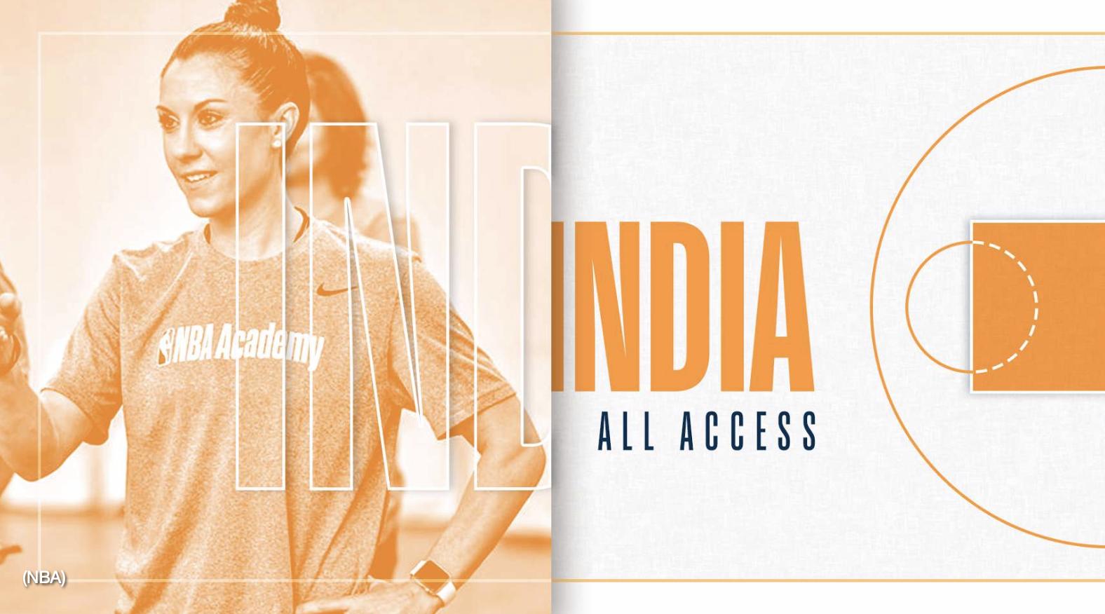 NBA All access: a conversation with Blair Hardiek -