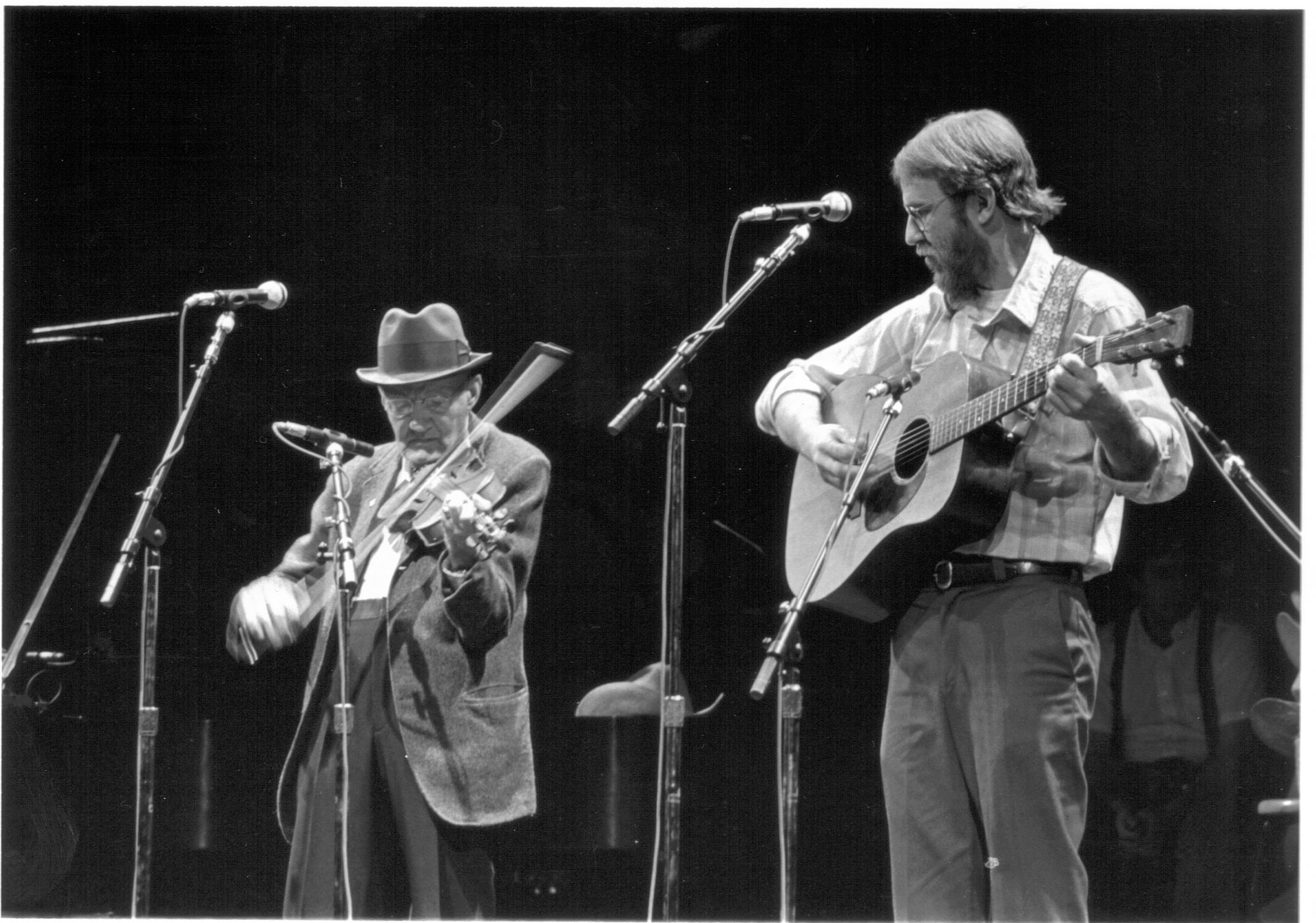 George Lee Hawkins and John Harrod at the Kentucky Center for the Arts