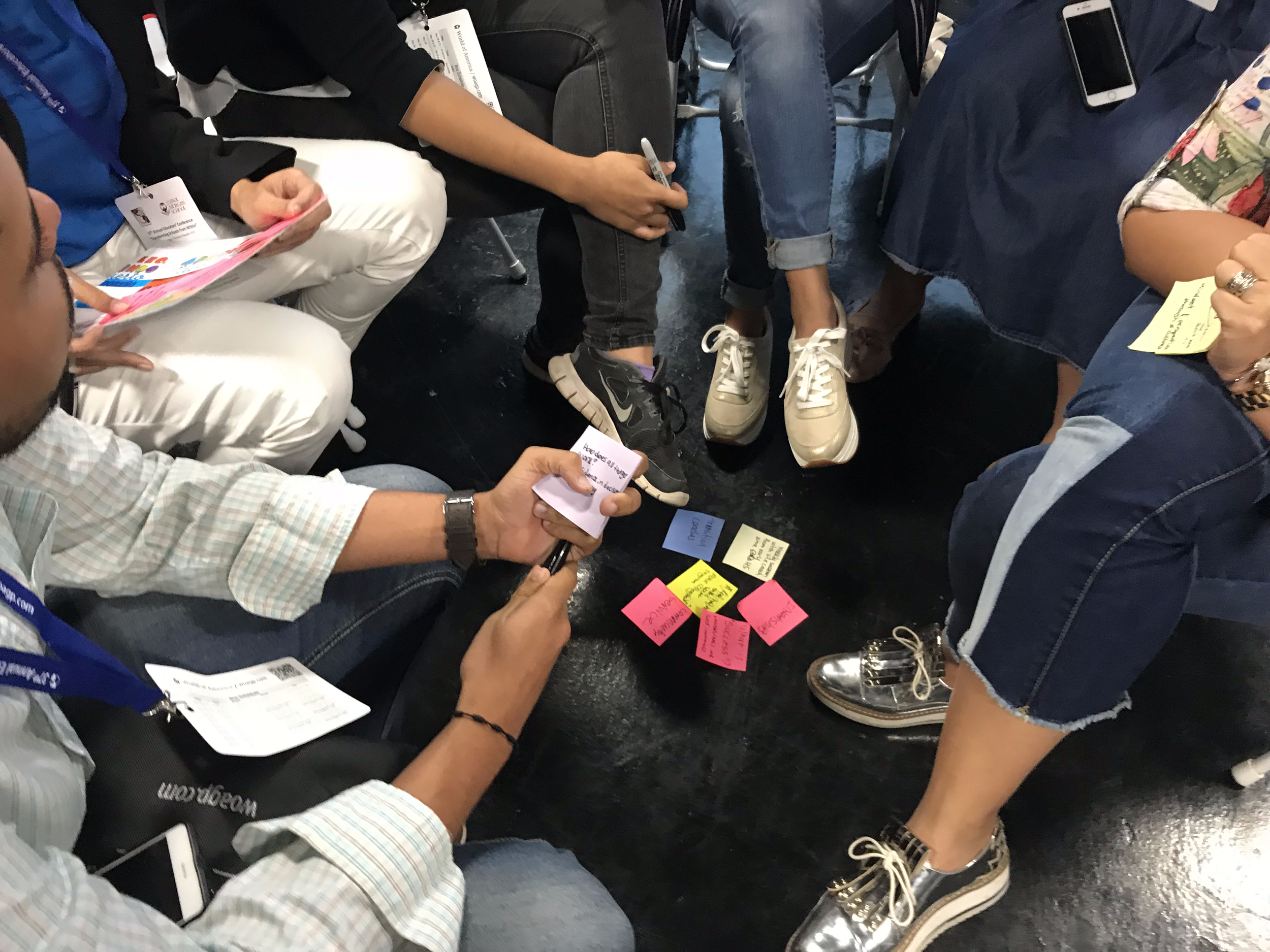 Fall 2019 - Fall 2020 - Design teams conduct site-based design activities with support from TDI advisors.