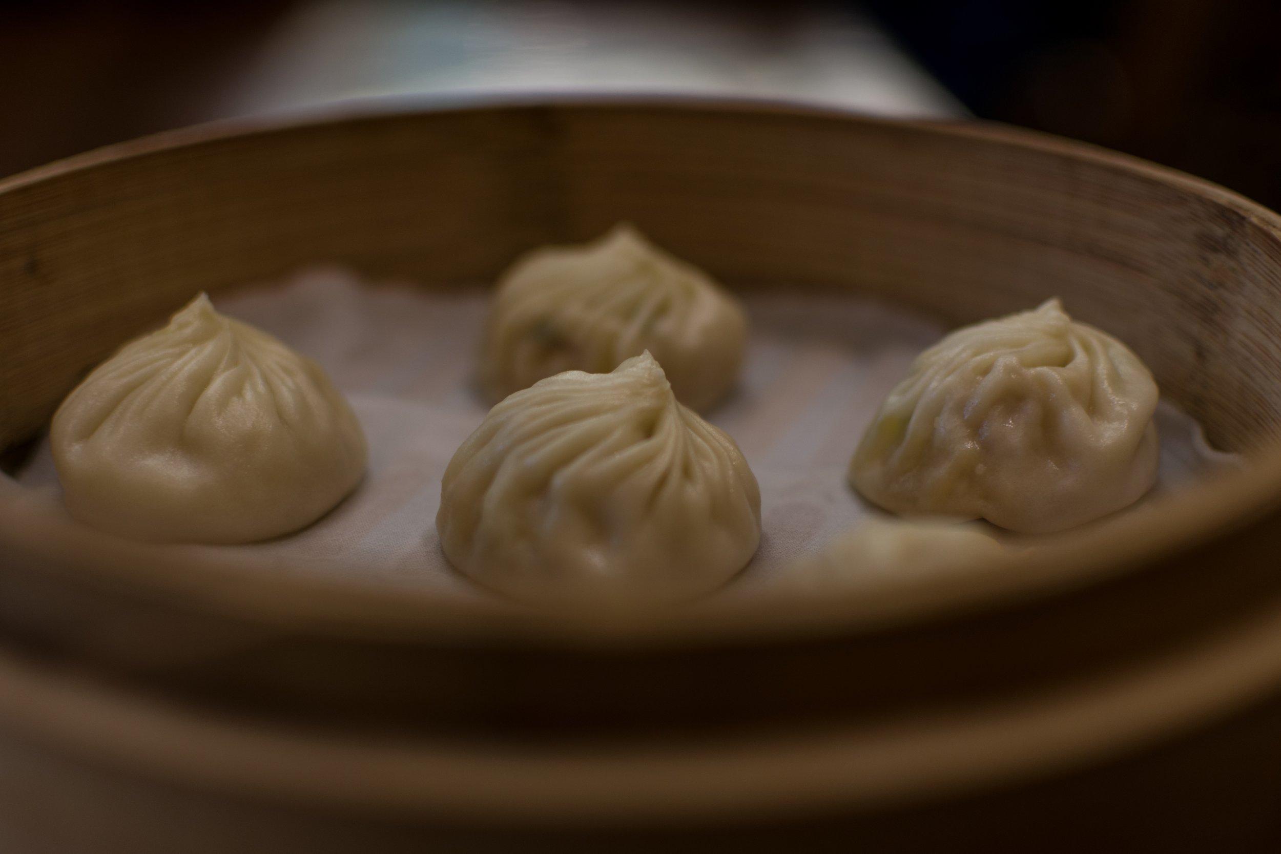 Pork Dumplings from Din Dang Fung