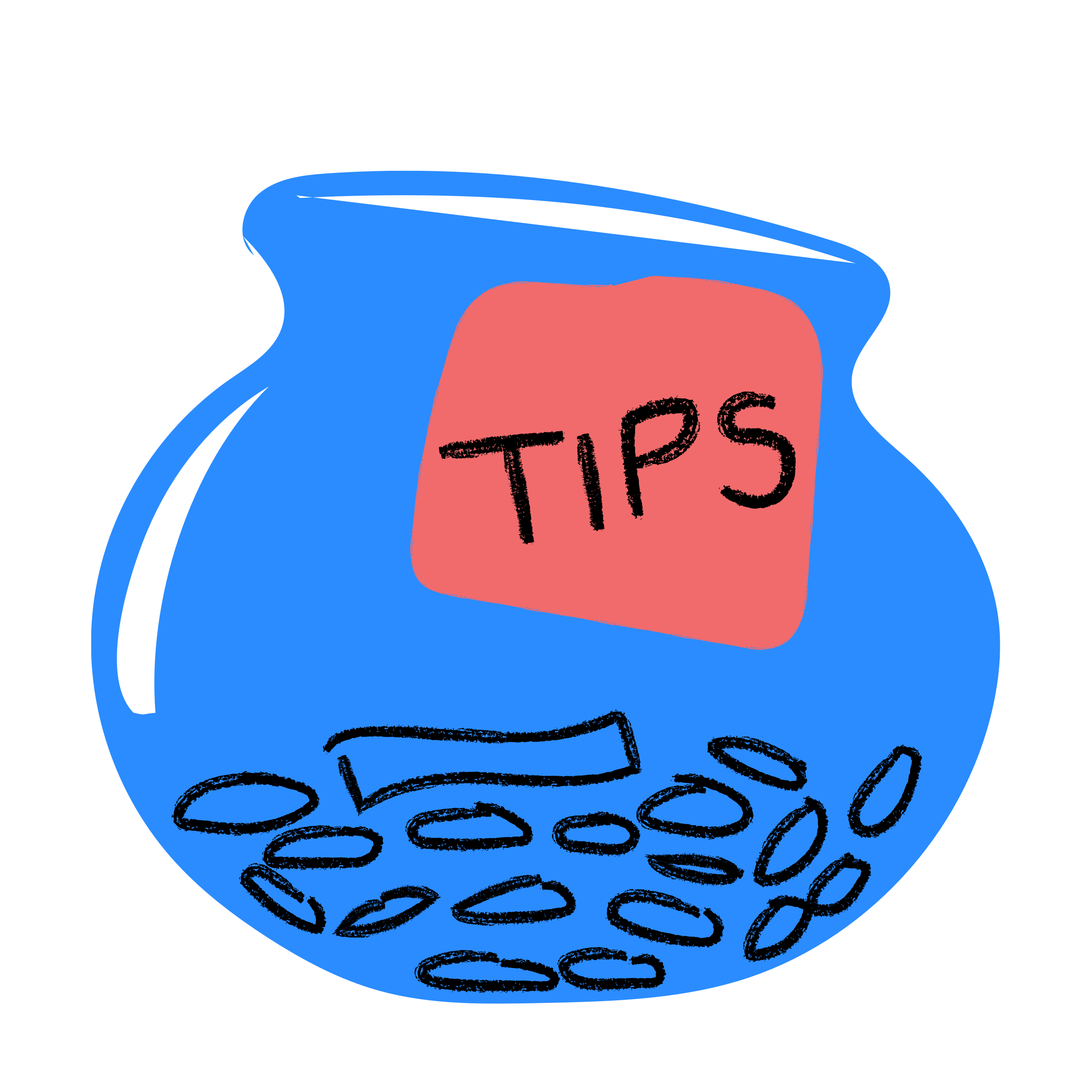 Rethinking the Tip Jar  A new take on an old classic