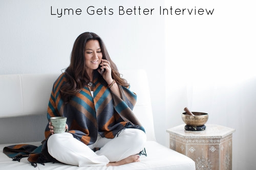 """""""Mariko was very sick with Lyme and undiagnosed for over three years, despite having a bullseye rash, and underwent a near-death experience. She mostly eschewed Western medicine to get well. Details of her treatment are in her interview.""""  -Lyme Gets Better"""