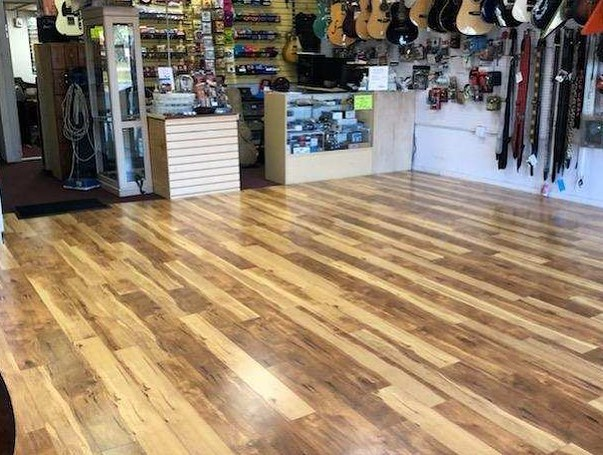 Get your dancing shoes on!! We've got some new floors. Come on down and check out all of our new updates and instruments! #music #musicstore #northport #portcharlotte #musiclessons