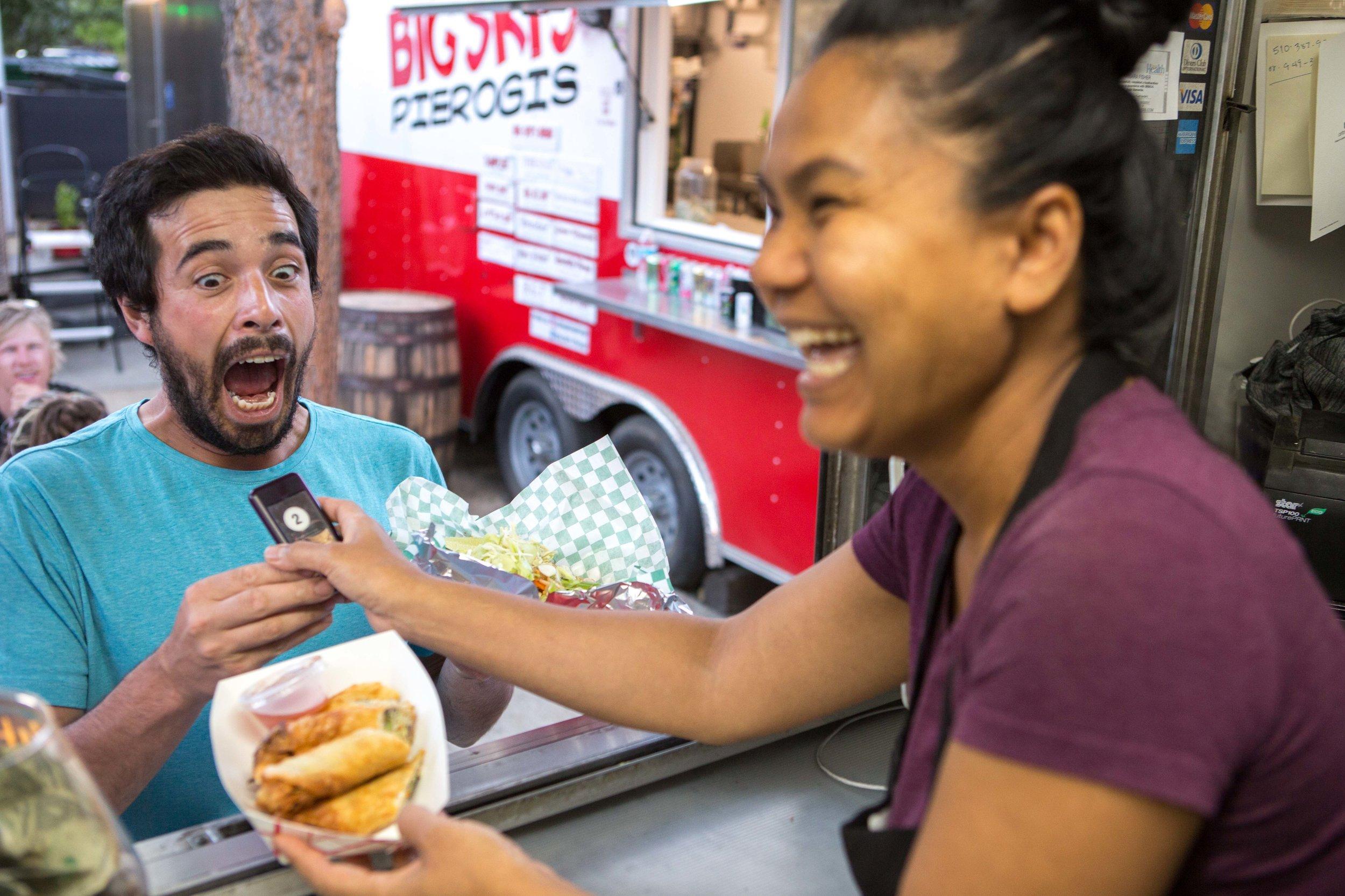 Thailandia Food Cart - the podski