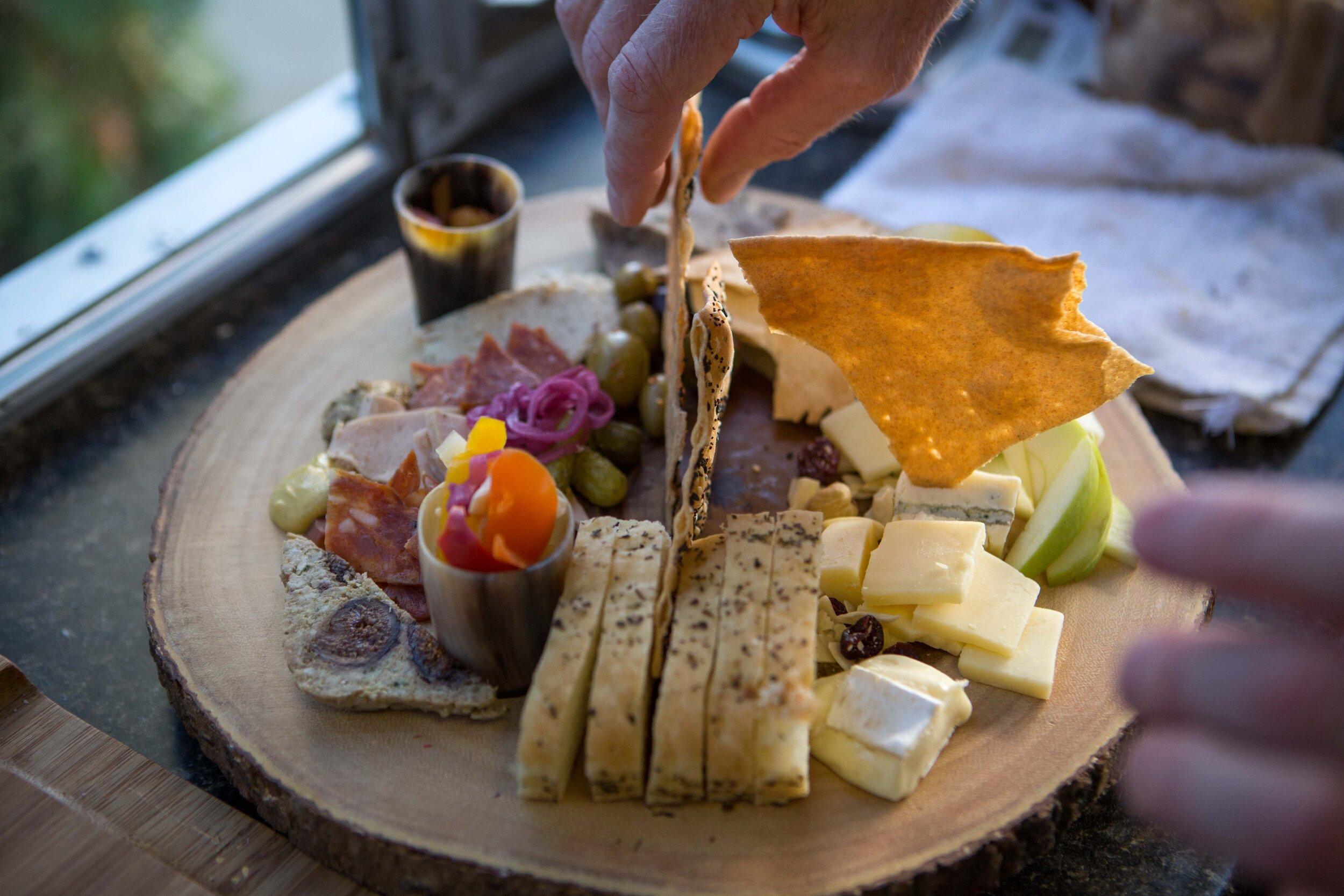 Board food card - the podski