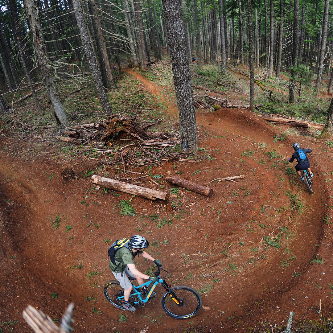 Hood River Half Day Tours - Great excursions for beginner, intermediate and advanced riders.