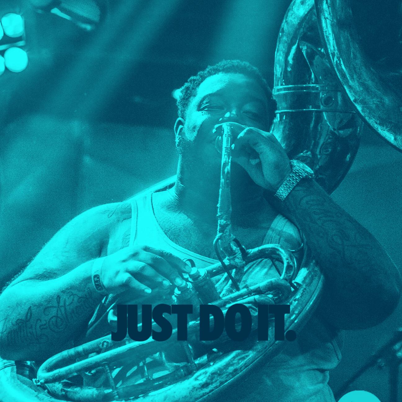 """Clifton """"Spug"""" Smith - Tuba"""