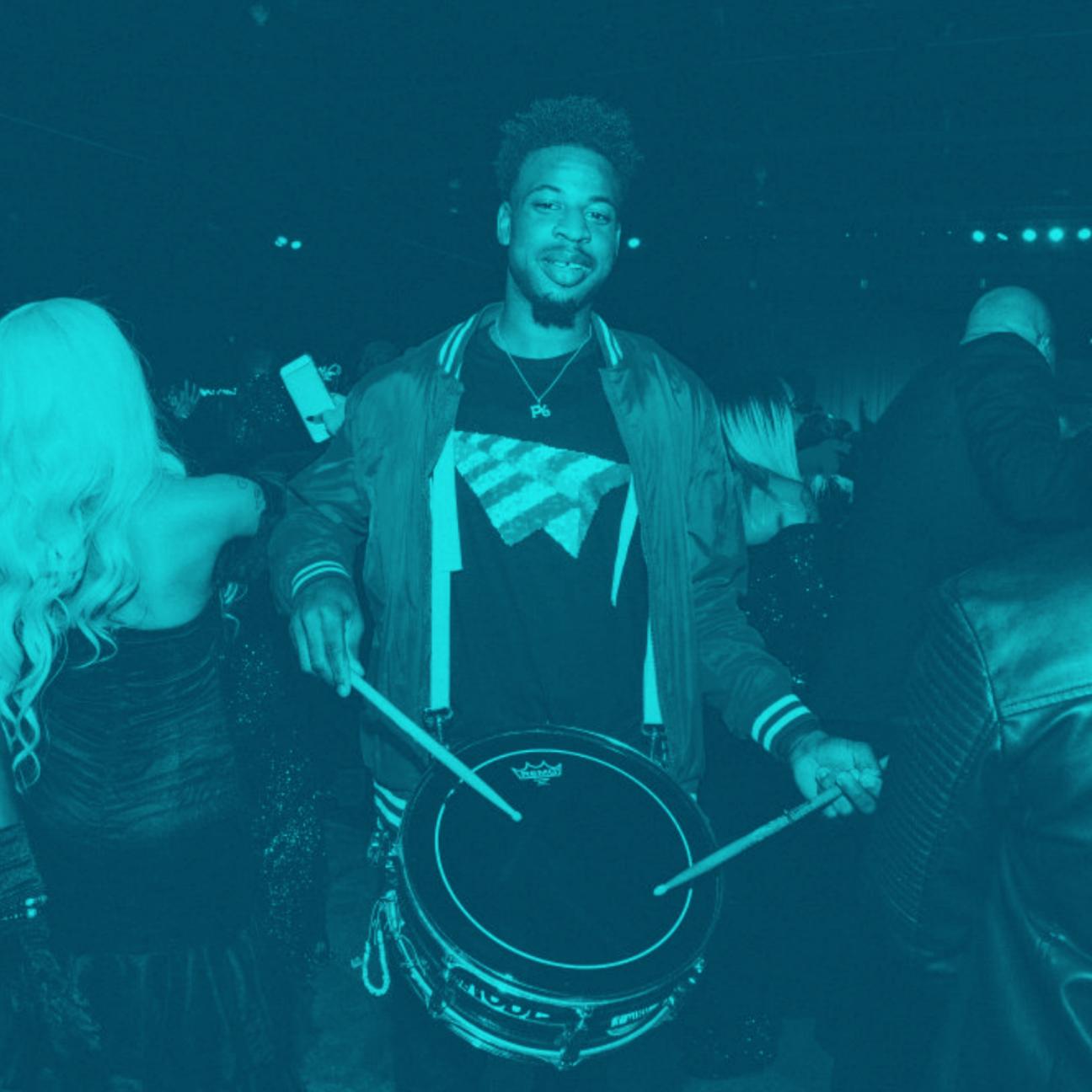 Pierre Carter - Snare Drum