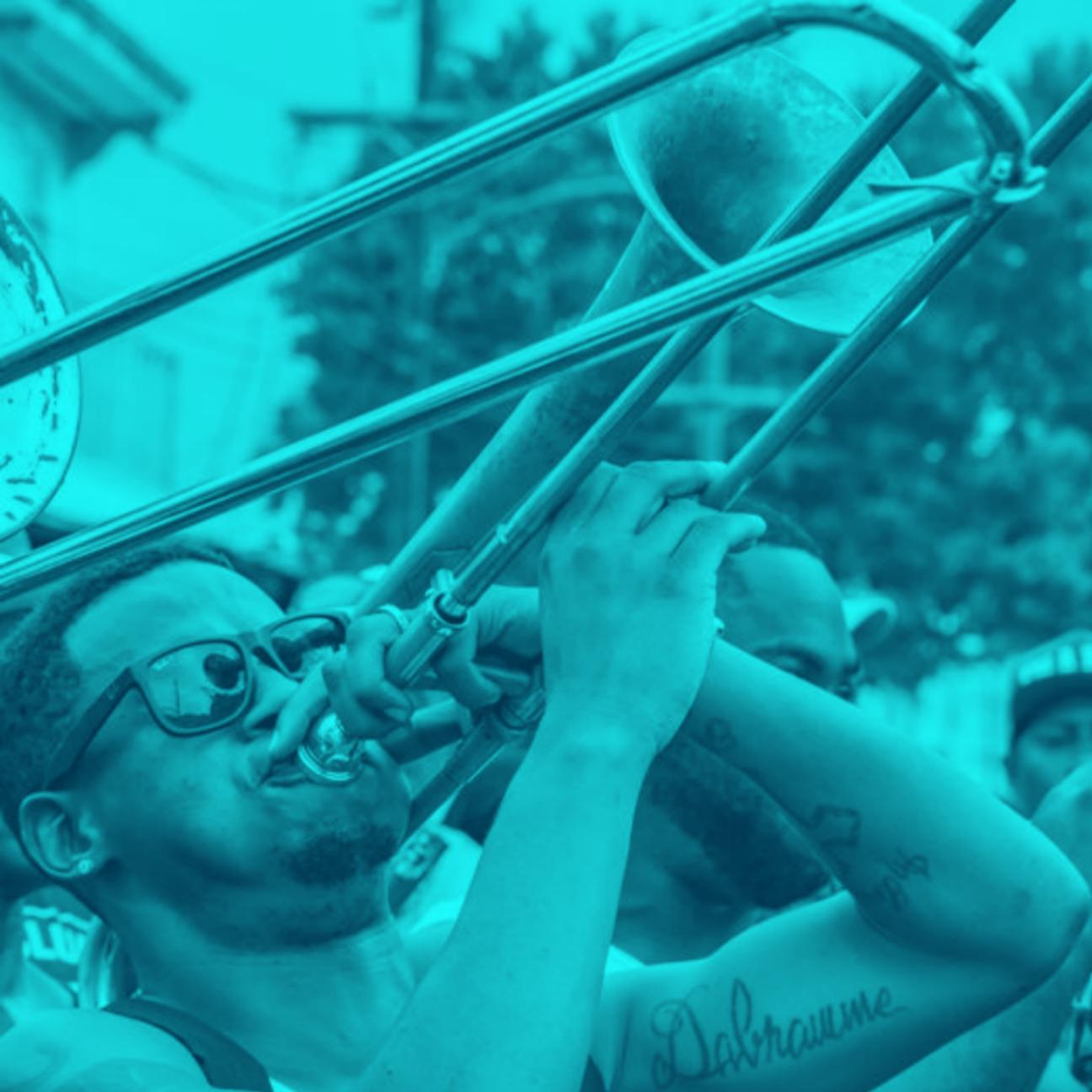 Lamar Heard Sr. - Trombone