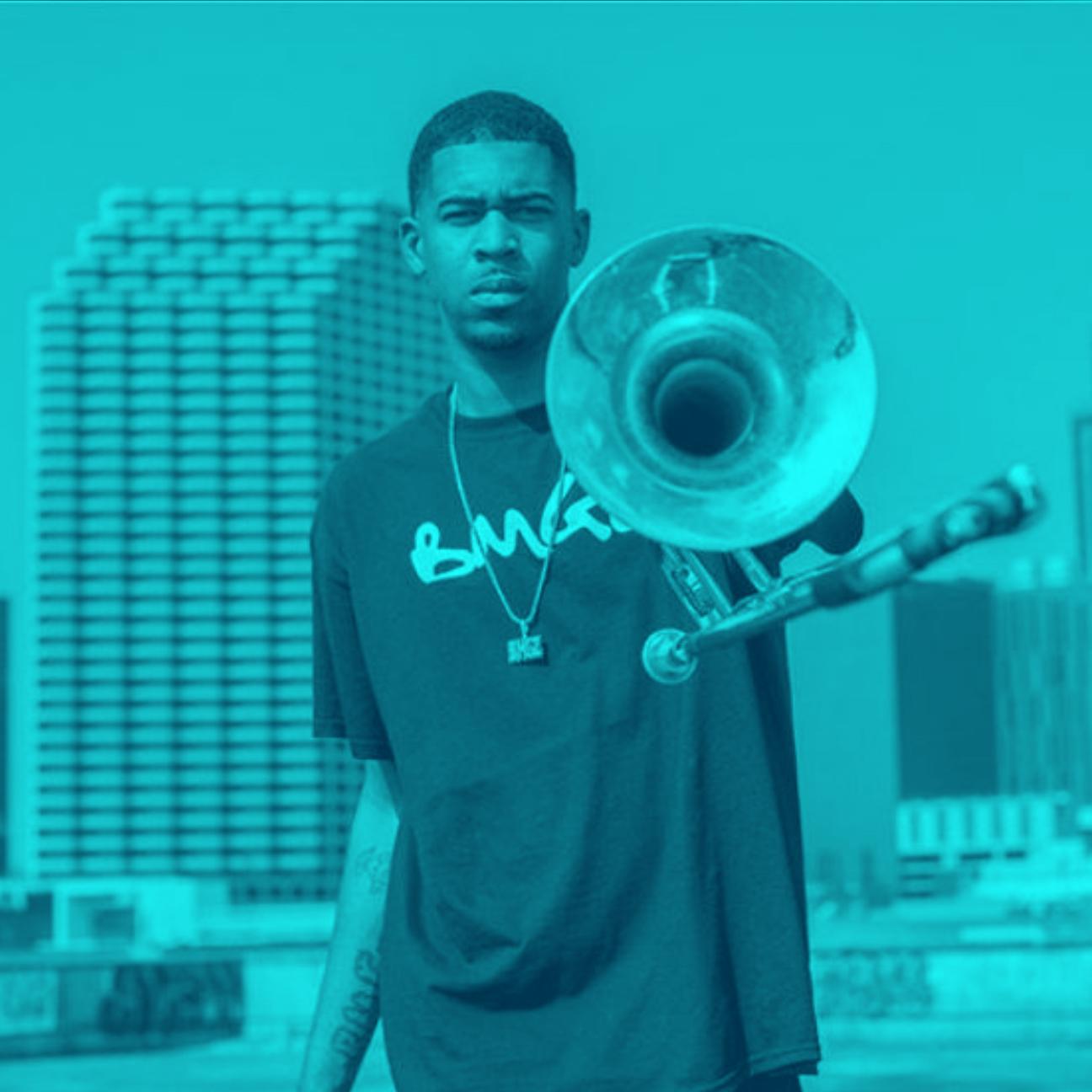 Dwayne Finnie - Trombone