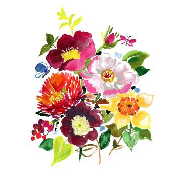FLOWERS -