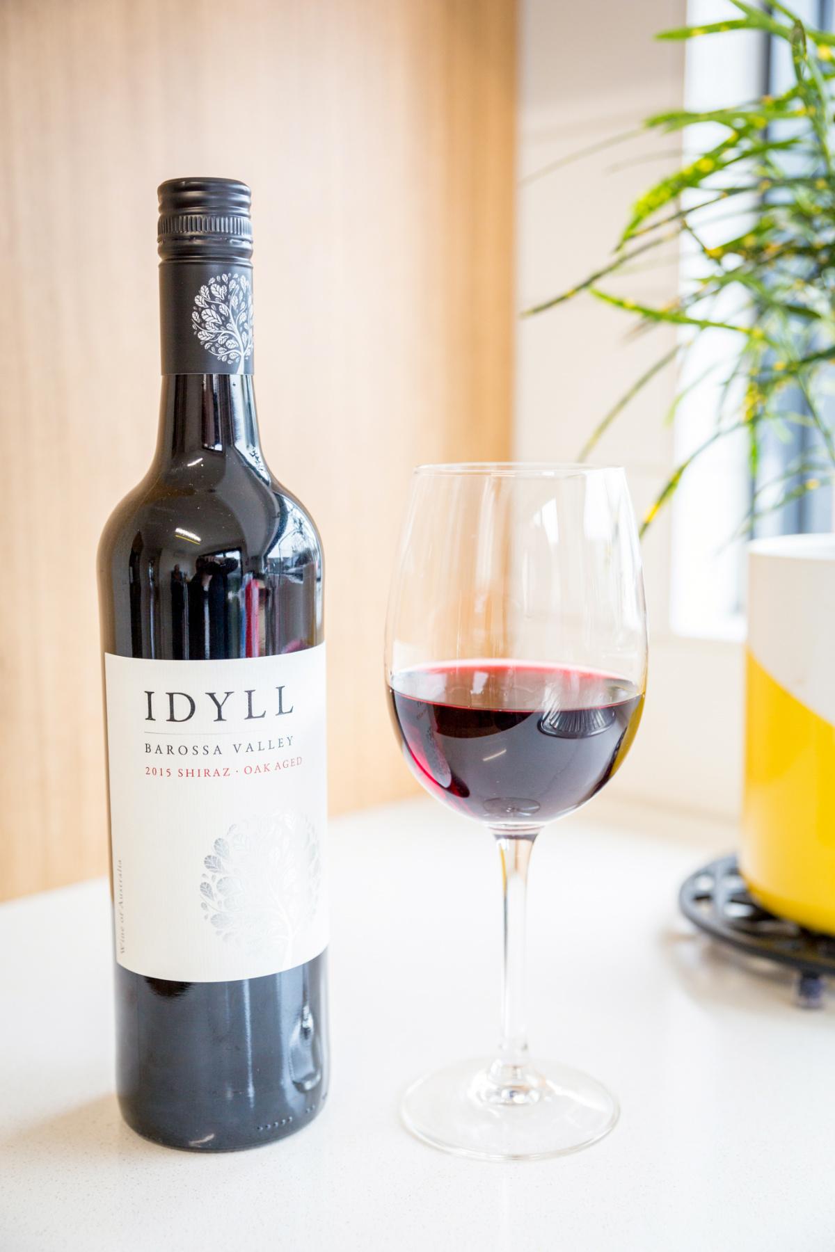 Idyll Wine Co Shiraz