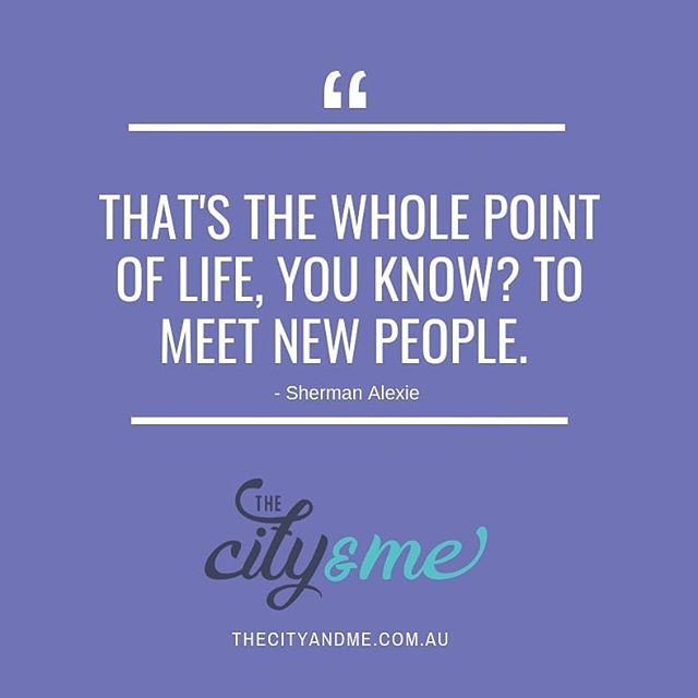 Do you ever feel that you want to meet new people but don't know where to start? . . We've got three Speed Friending events coming up in Perth CBD in February to help solve that problem! . . Check bio for link or go to thecityandme.com.au/events . . . . . . . . . . . . #perthfriends #Perthhappenings #perthlocal #meetnewpeople #speedfriending #speedfriendingperth #findyourtribe #friendship #friends #cityofperth #seeperth #experienceperth #perthsocial #meetfriends #makefriends #meetfriendsperth #meetpeopleperth #makefriendsperth #perthtodo #peopleofperth #meetup #newfriends #connectingpeopleinthecity #thingstodo #loveyourcity #connectingpeople #networking #perthlife #loveperth #perthvibes