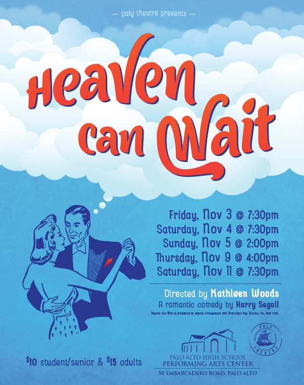 Heaven Can Wait - November 2017Production PhotosCast List
