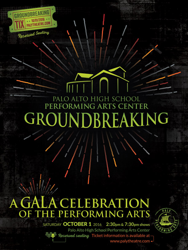 PAC Groundbreaking Gala - October 2016Production Photos