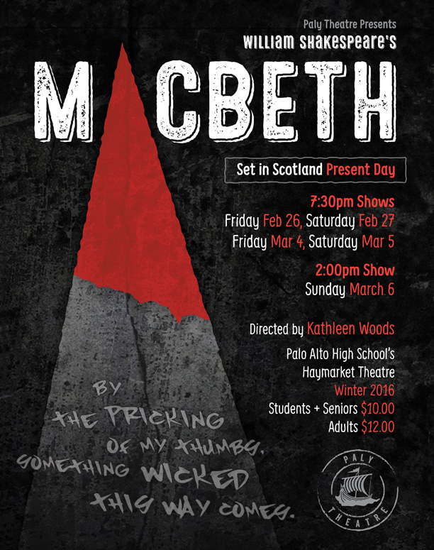 MacBeth - February-March 2016Final show in the Haymarket Theatre!Production Photos - PreviewsProduction Photos - Feb 27Cast List