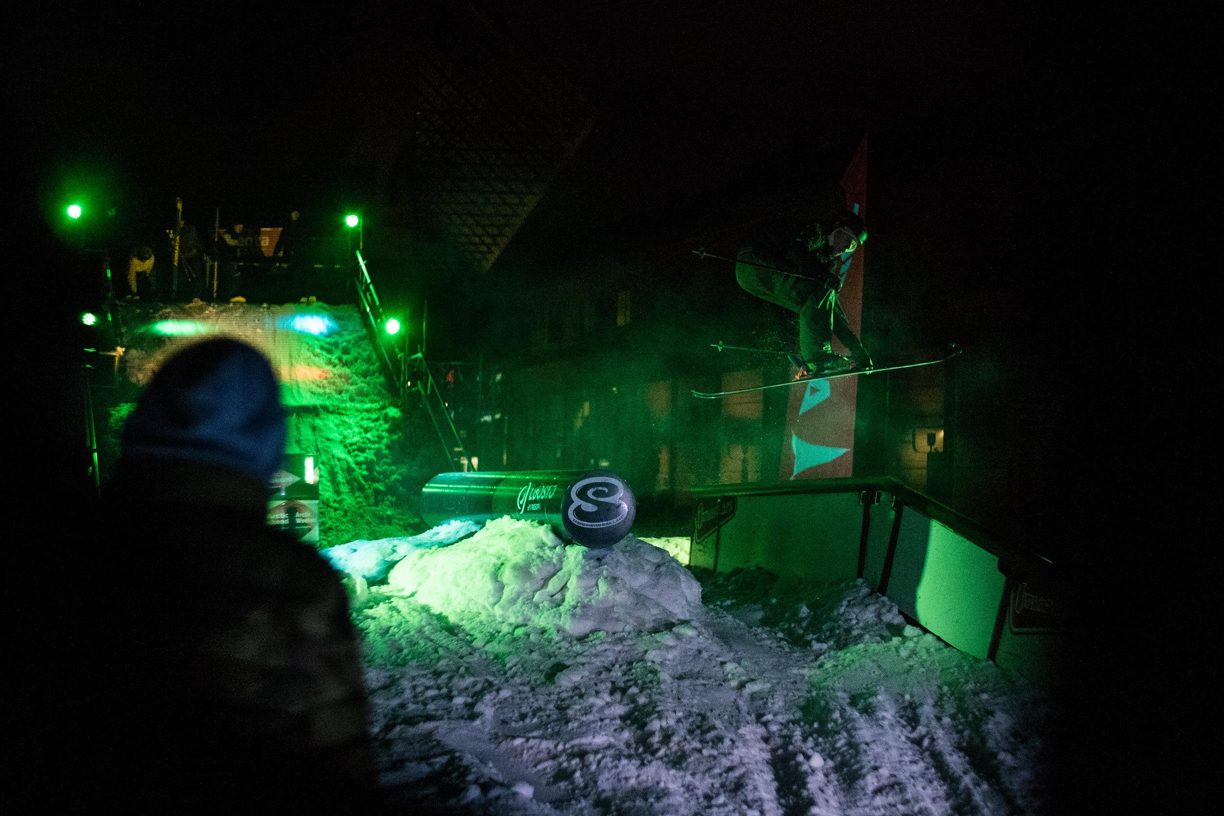 Joona Kangas gap to reilireivit. Kuva: Iiro Kerkelä.
