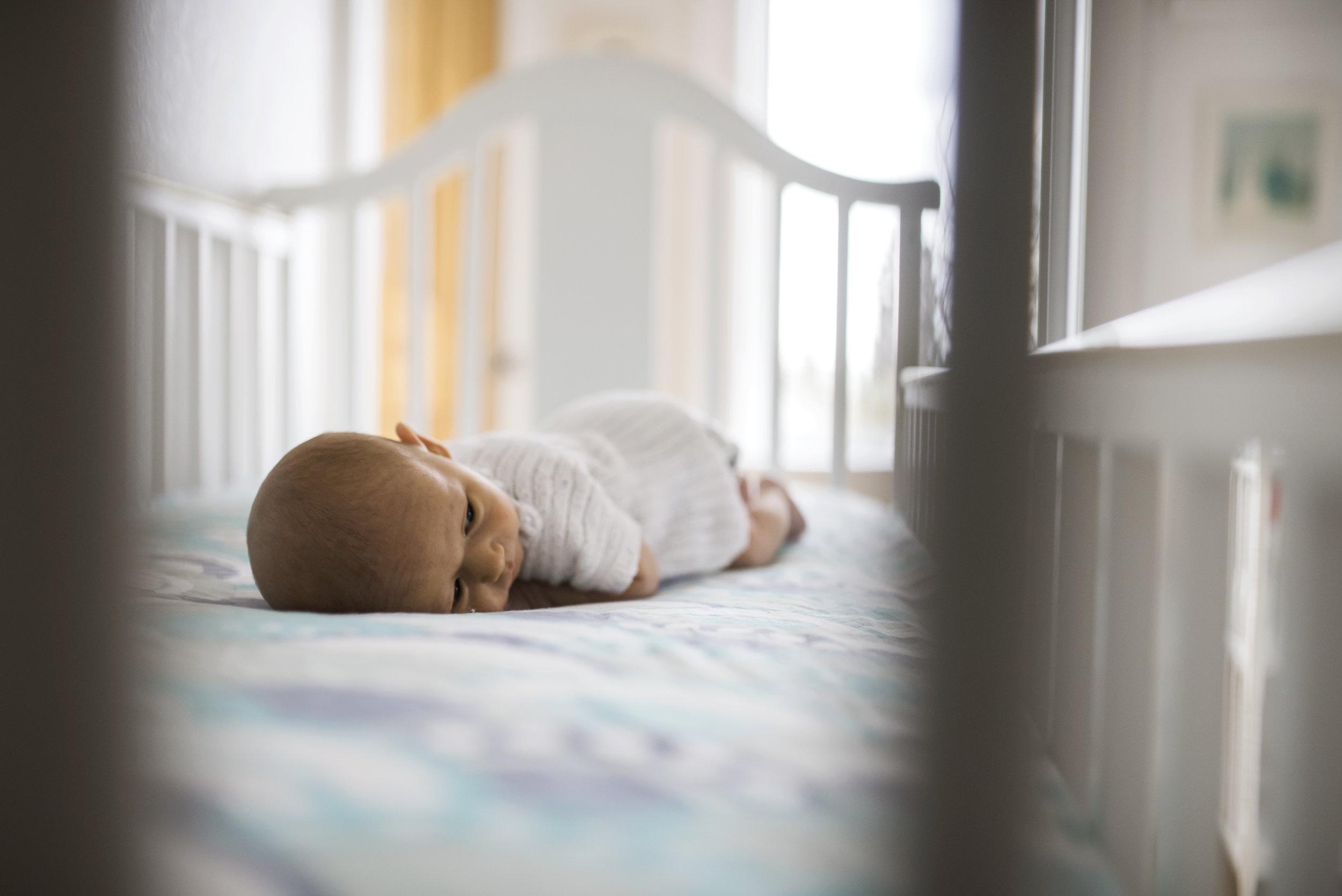 Newborn Photographer in Everett
