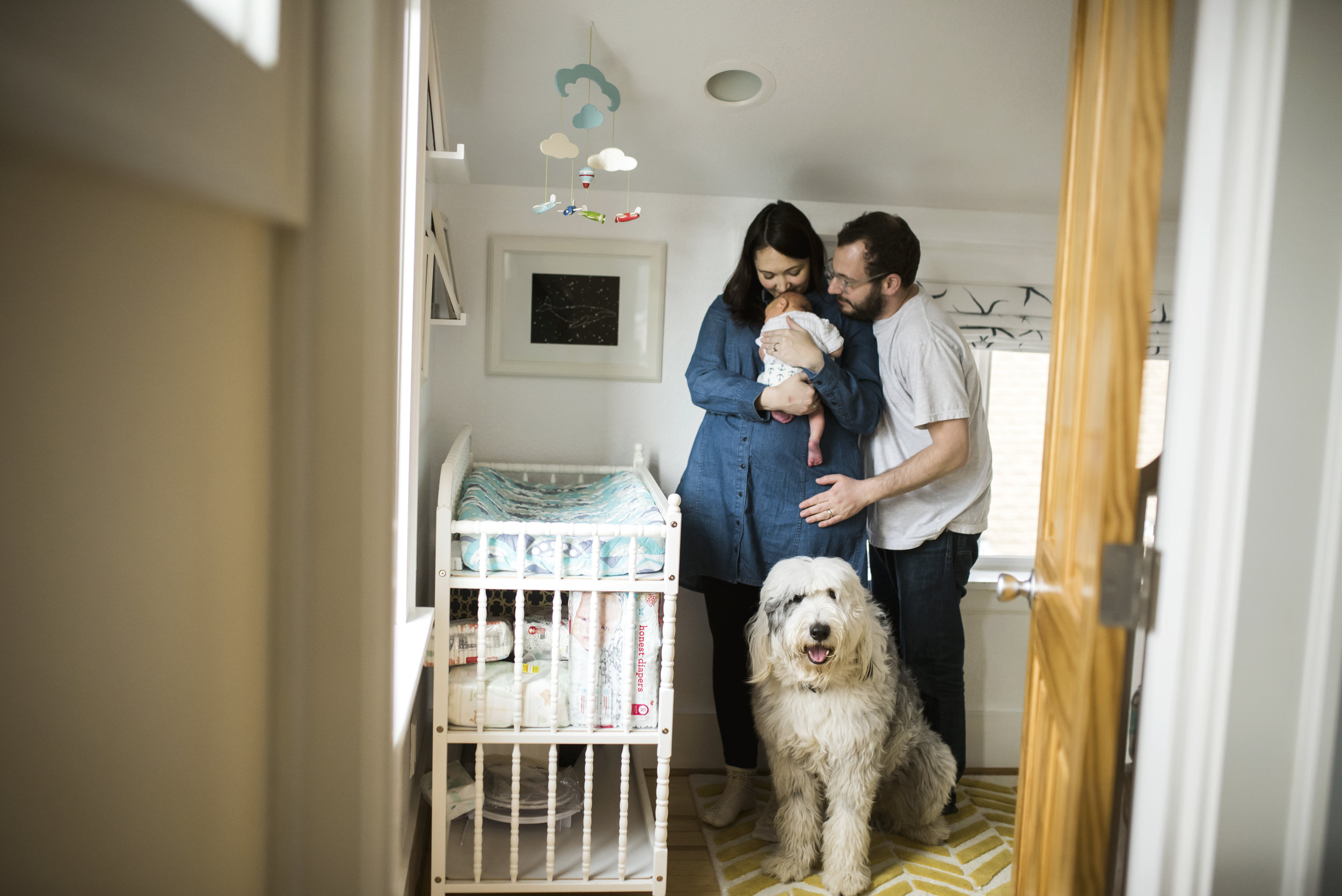 Newborn Photography Everett