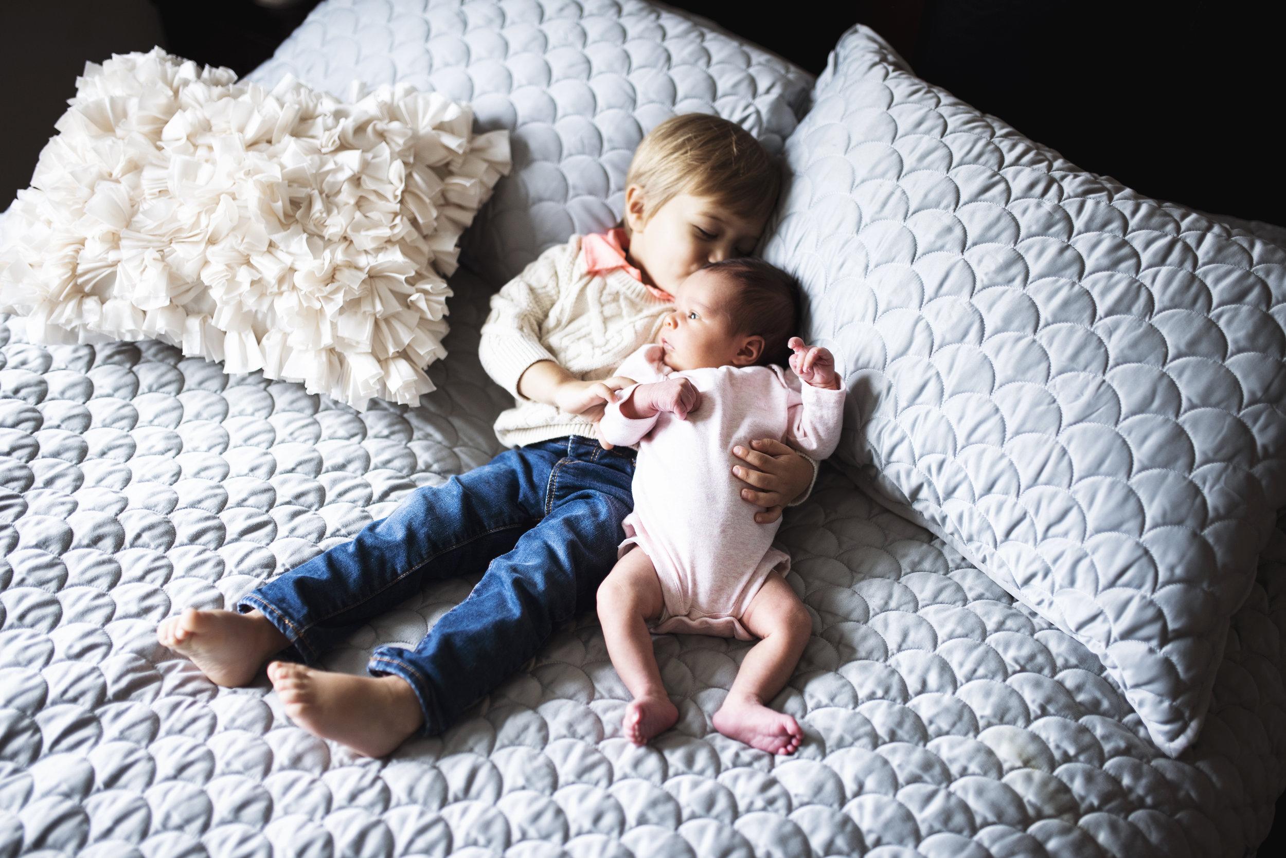 Everett Newborn Photographer