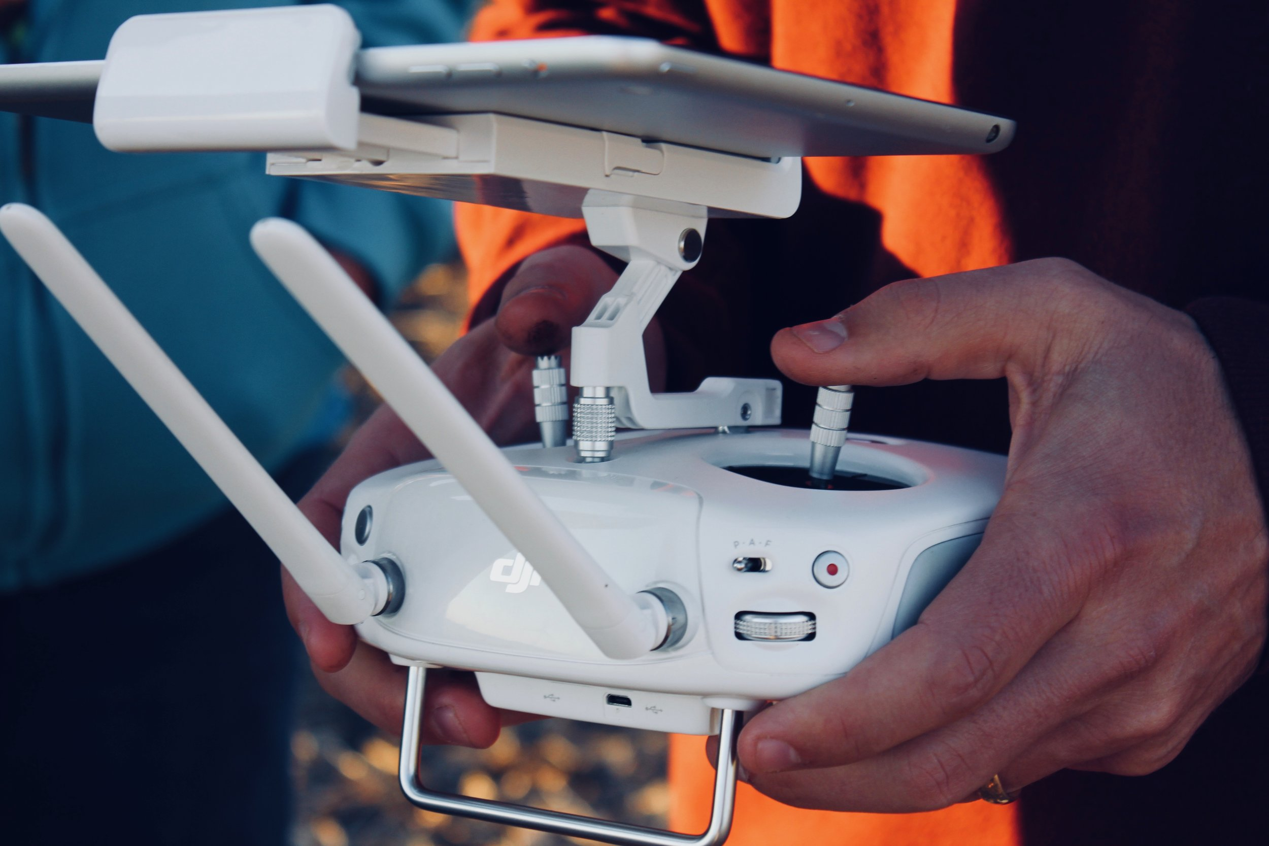 Being a professional drone operator: focus. - By Aerondrone The 13th of May 2019