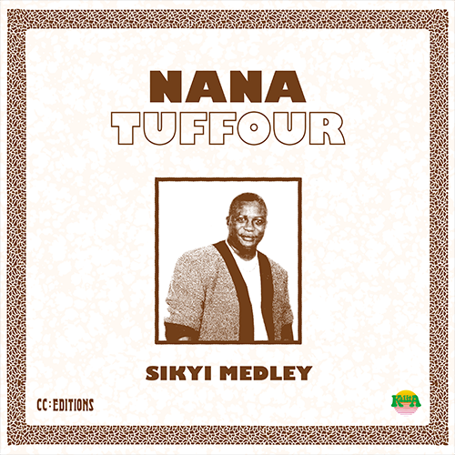 CC:EDITIONS Compilation of Ghanaian artist NANA TUFFOUR