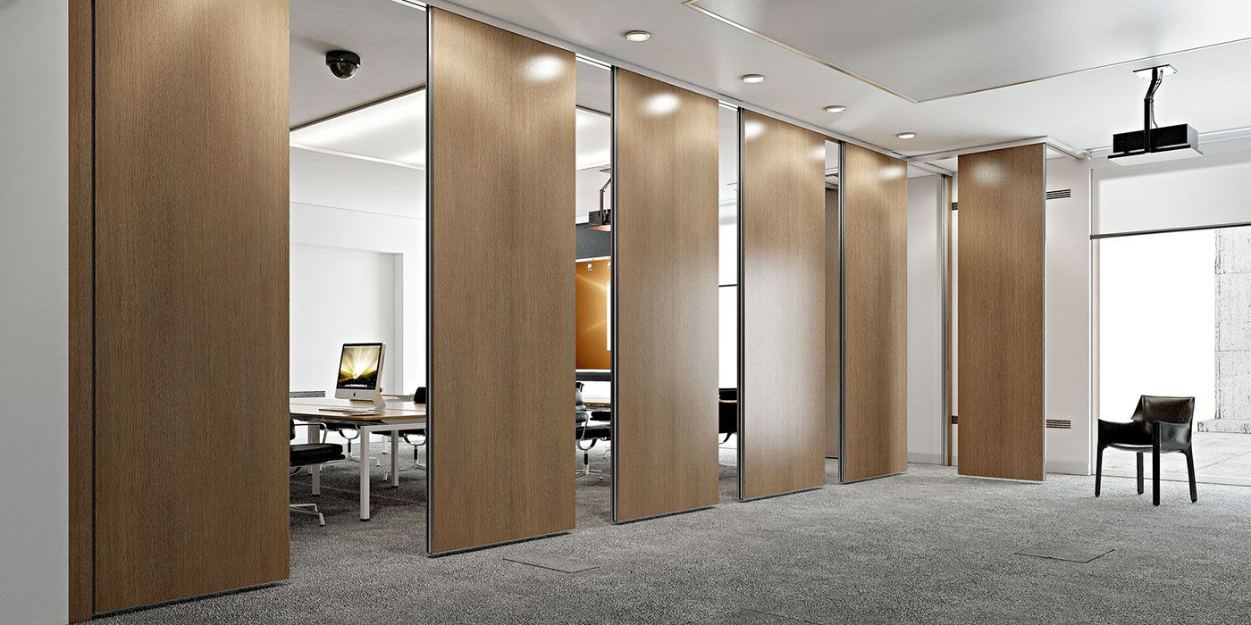 Operable Partitions -