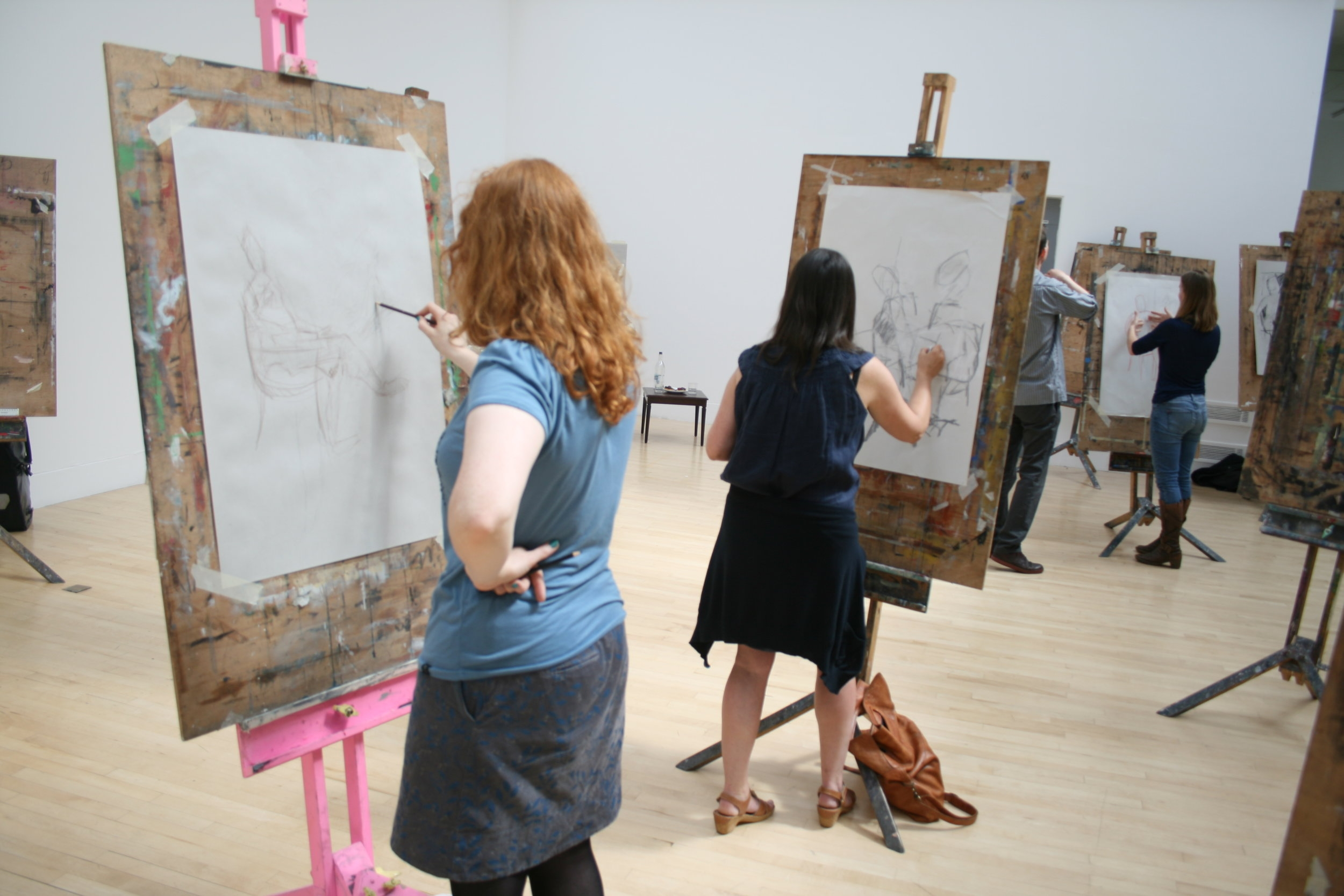 Life Drawing - TUESDAY 7PMThe 10 week course will help both experienced and beginners improve their observational and experimental drawing skills, and help to explore a variety of techniques in drawing from the life model. Using a range of media, and with both short and long poses you will endeavour to capture the essence of the pose in line, tone, colour and movement.For more information and to book your place, please call Sally on 01452 790 465