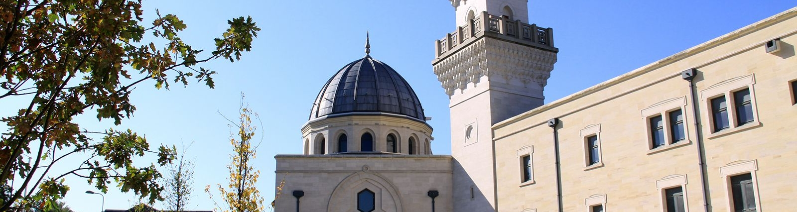 Mosques around Oxford -