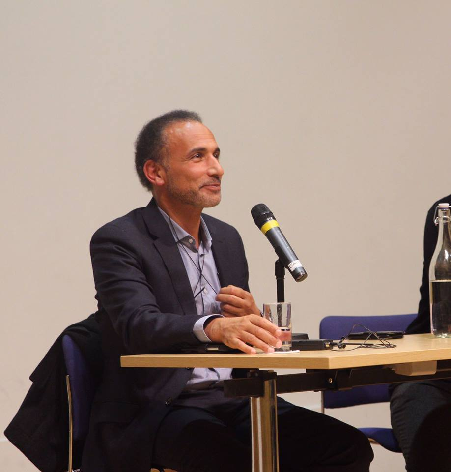 Academic, philosopher and author, Dr Tariq Ramadan