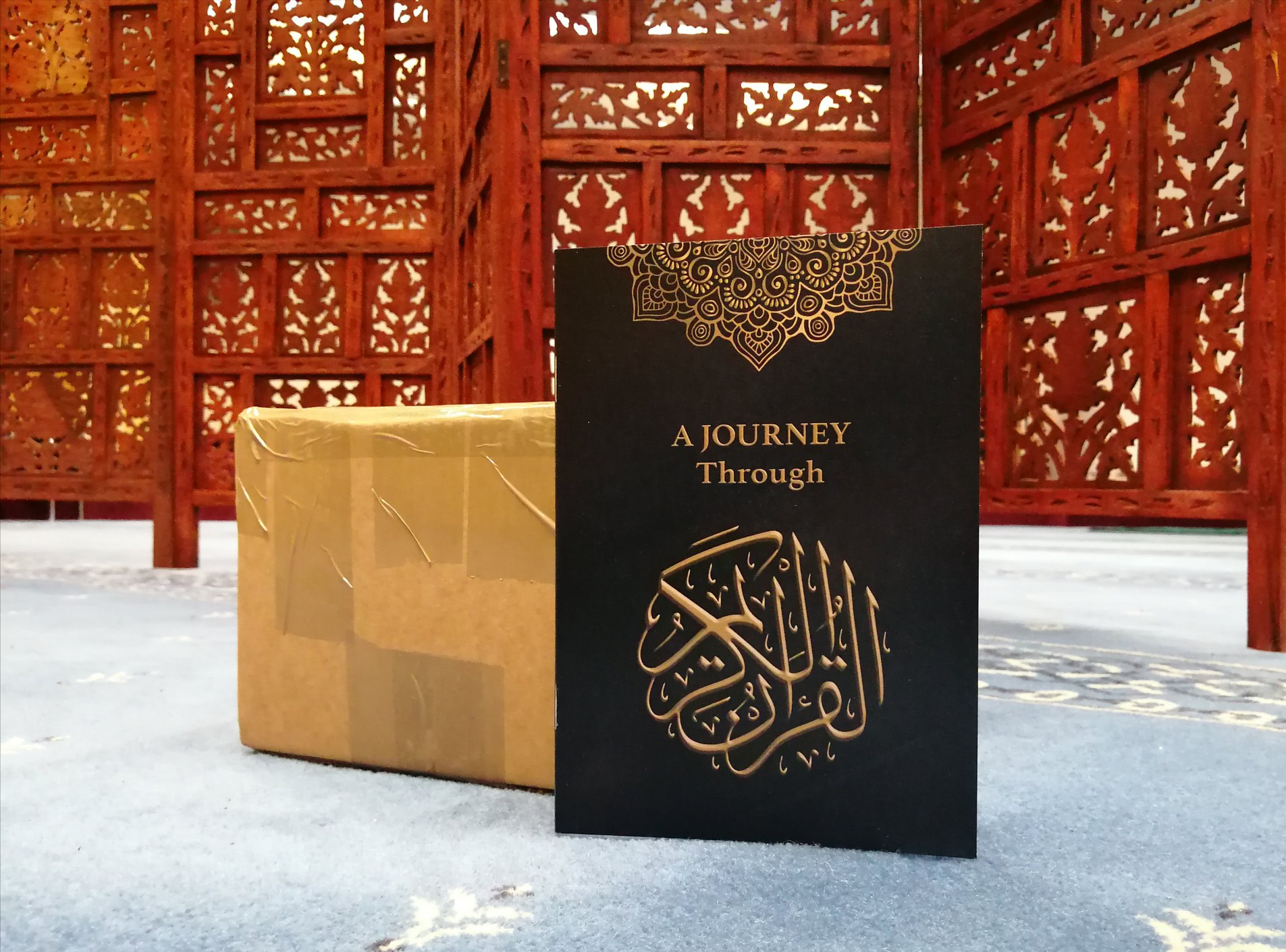 This Ramadan, we held a Tafseer series called 'A Journey through the Qur'an' with circles led by students, members of our local community and scholars. To accompany this series, the Islamic Society created this book for attendees containing the excerpts we studied through the series.