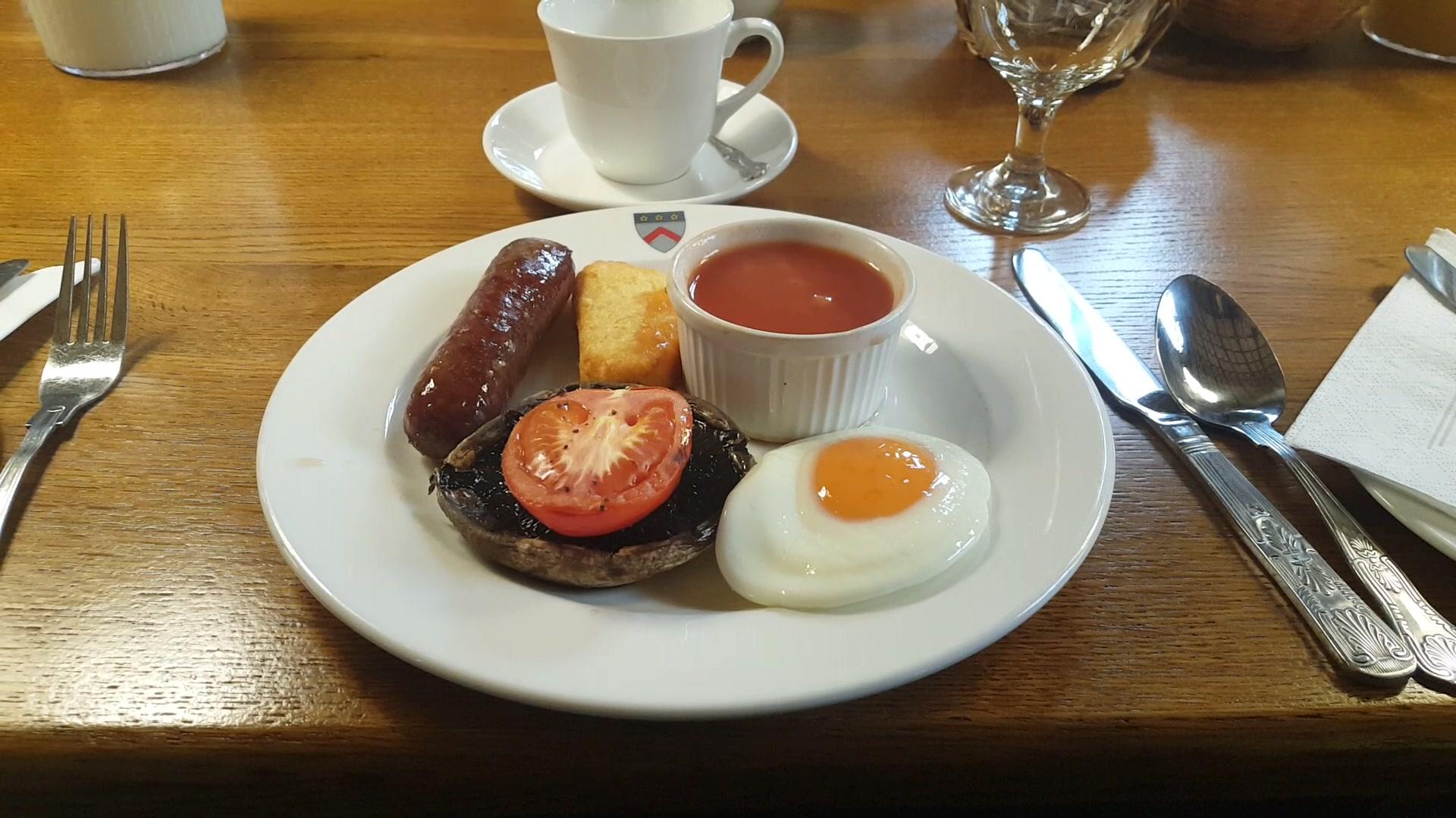 Eid Breakfast at Keble College