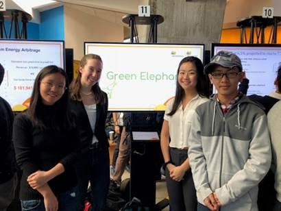 Team Green Elephant