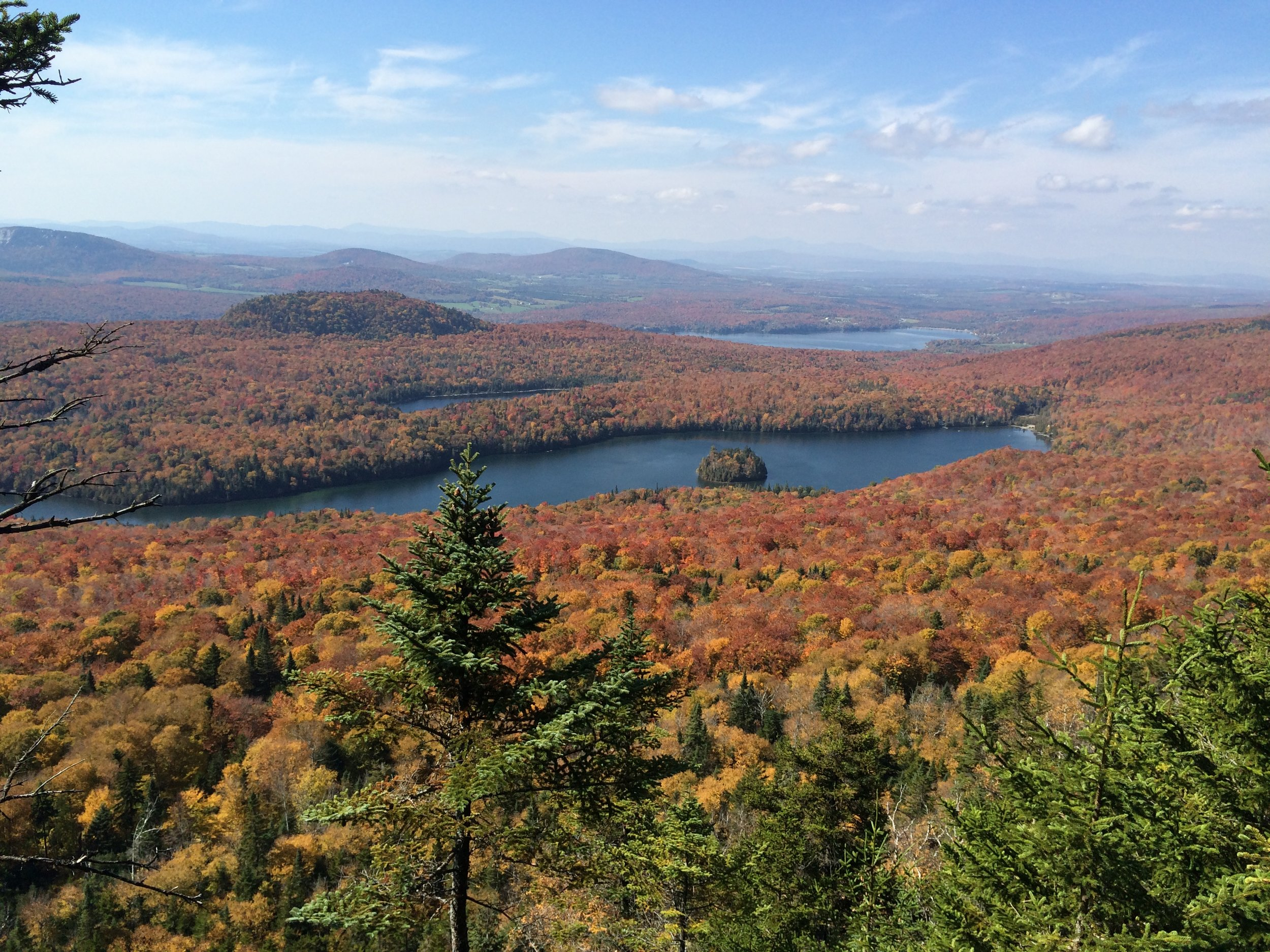 Haystack Mountain in Wilmington, Vermont Credit: Vermont Land Trust