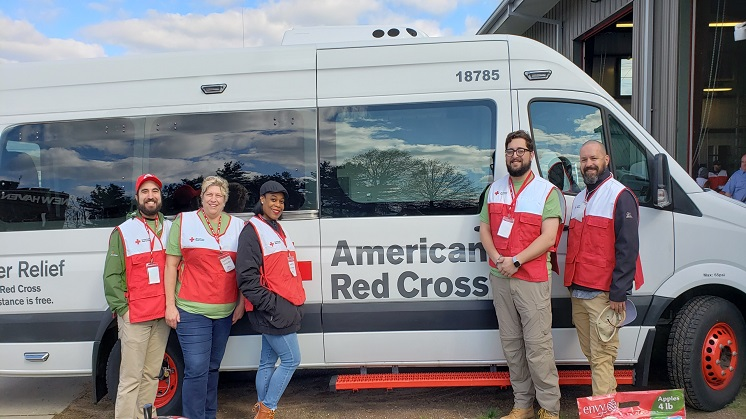 American Red Cross Helping to Save Lives One Conversation at a Time