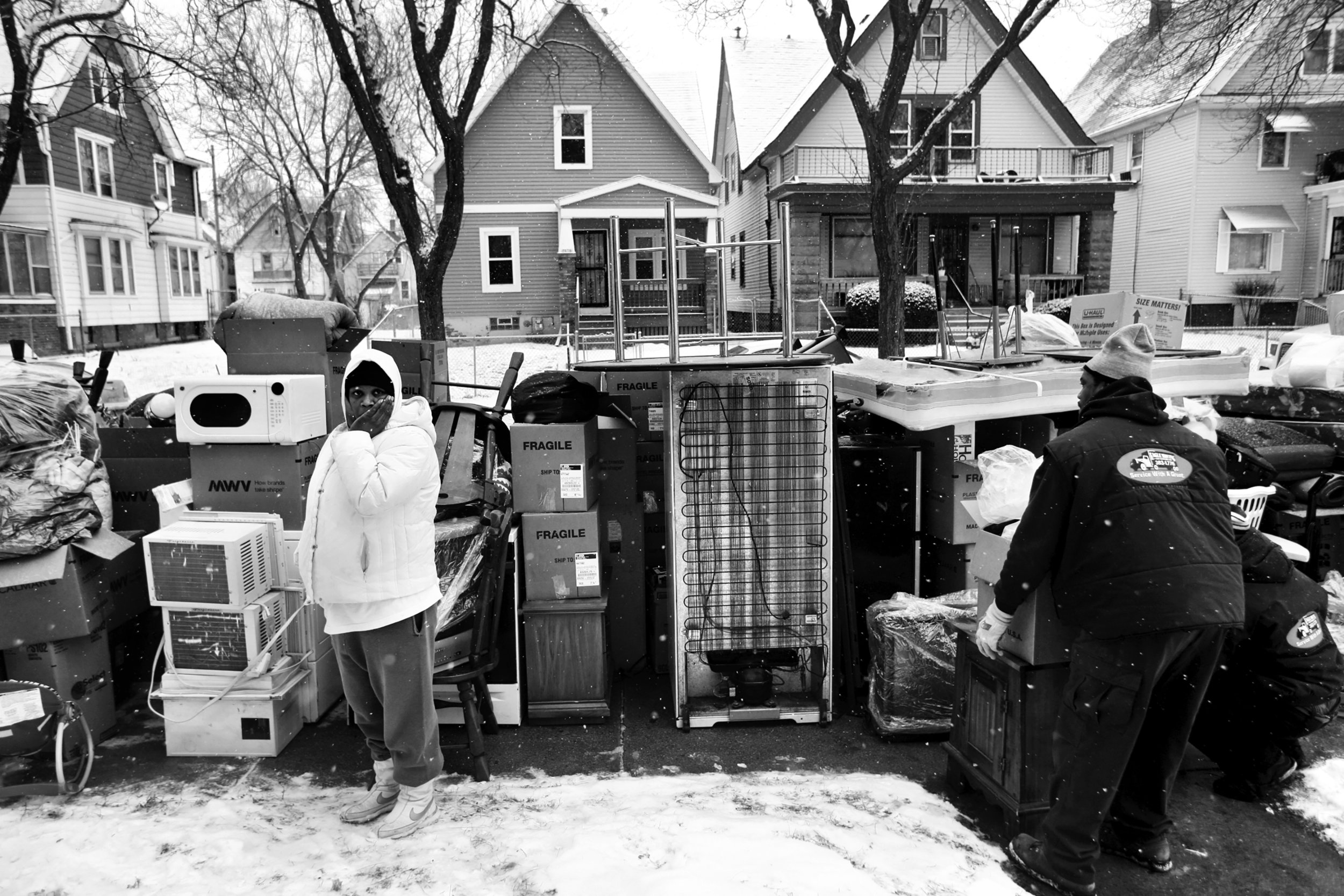 "Creating Community Through ""Evicted"""