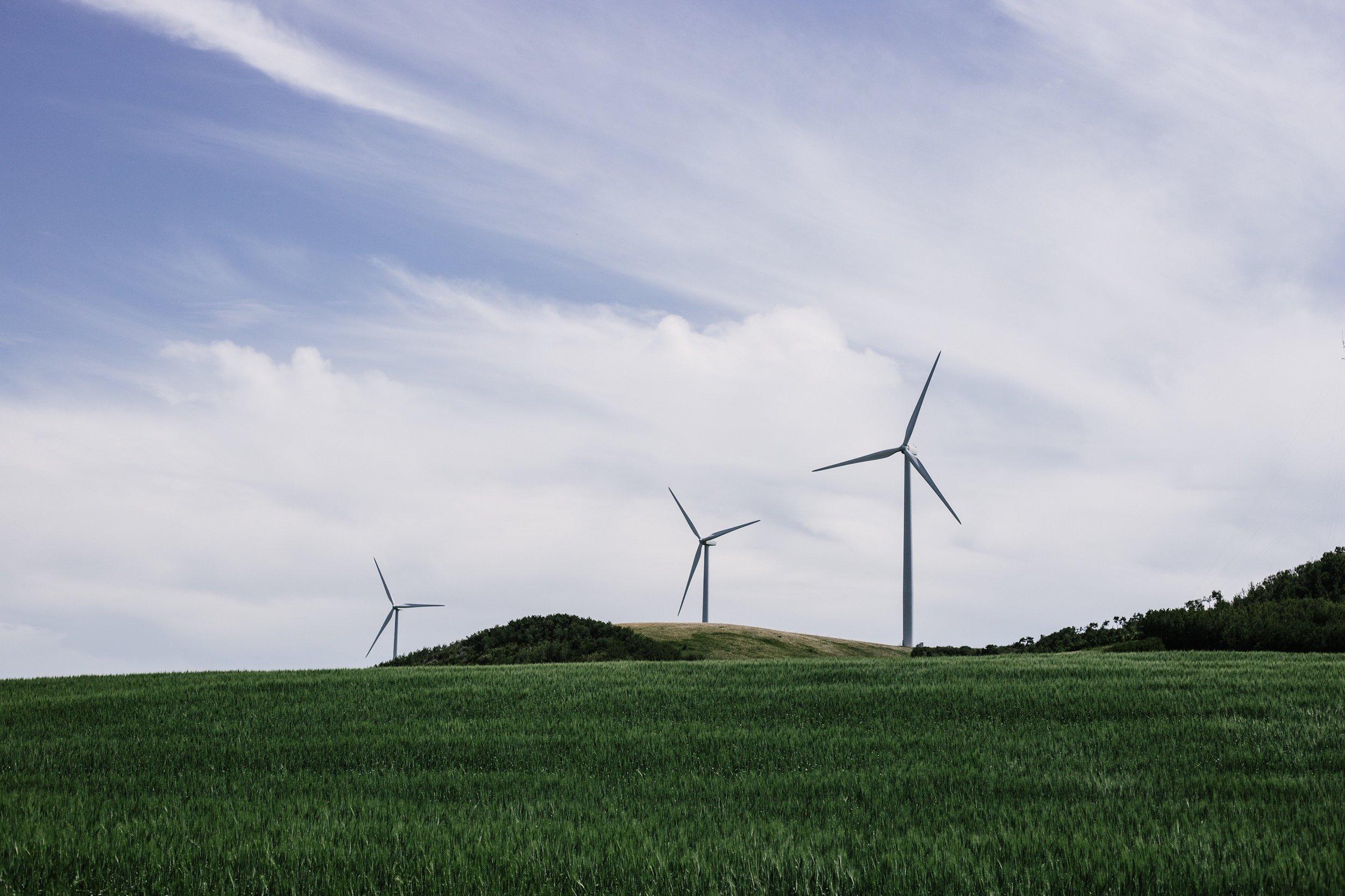 - Landowner Shares What It's Like to Host an Avangrid Renewables Wind Turbine